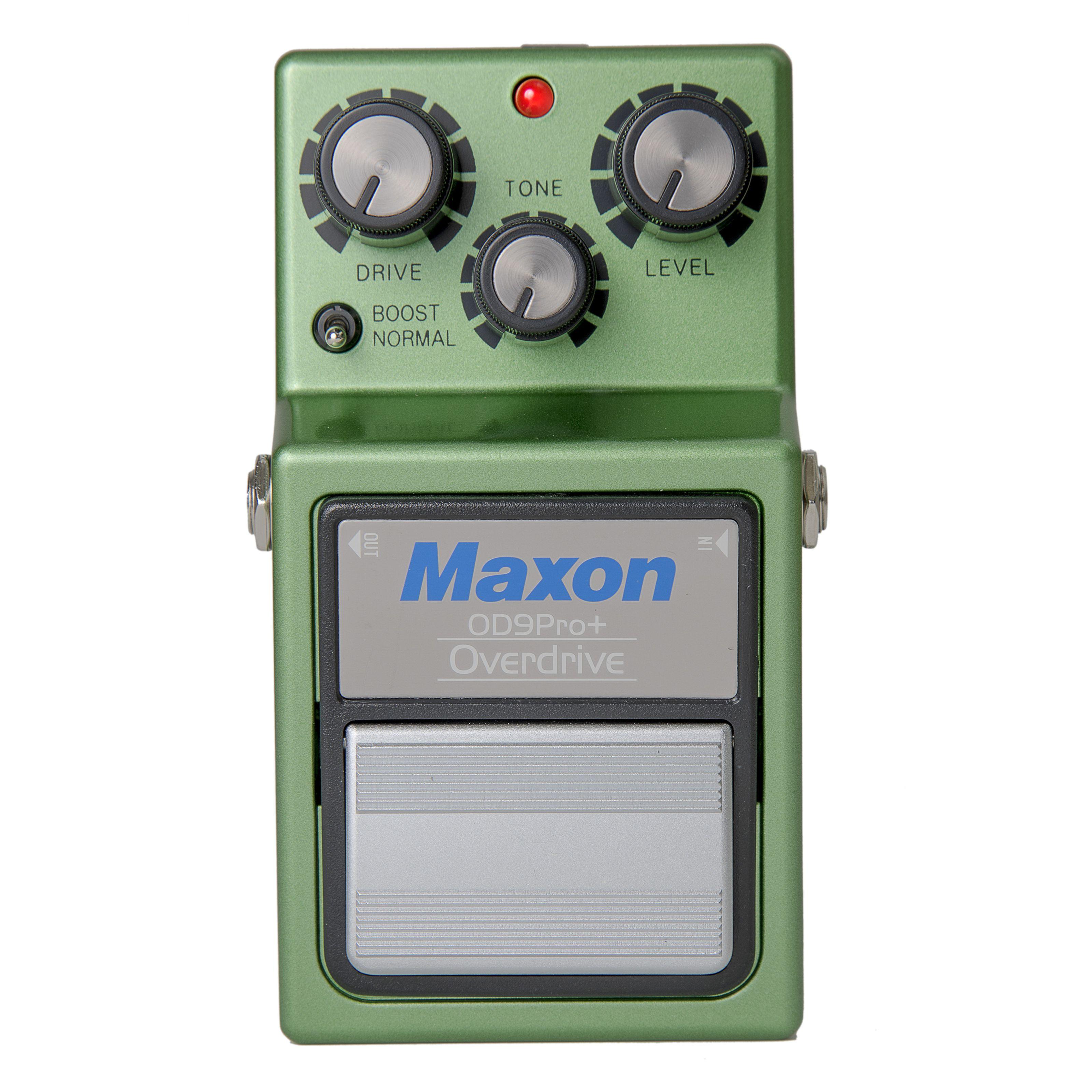Maxon - OD-9 Pro+ Overdrive MAXOD9PRO
