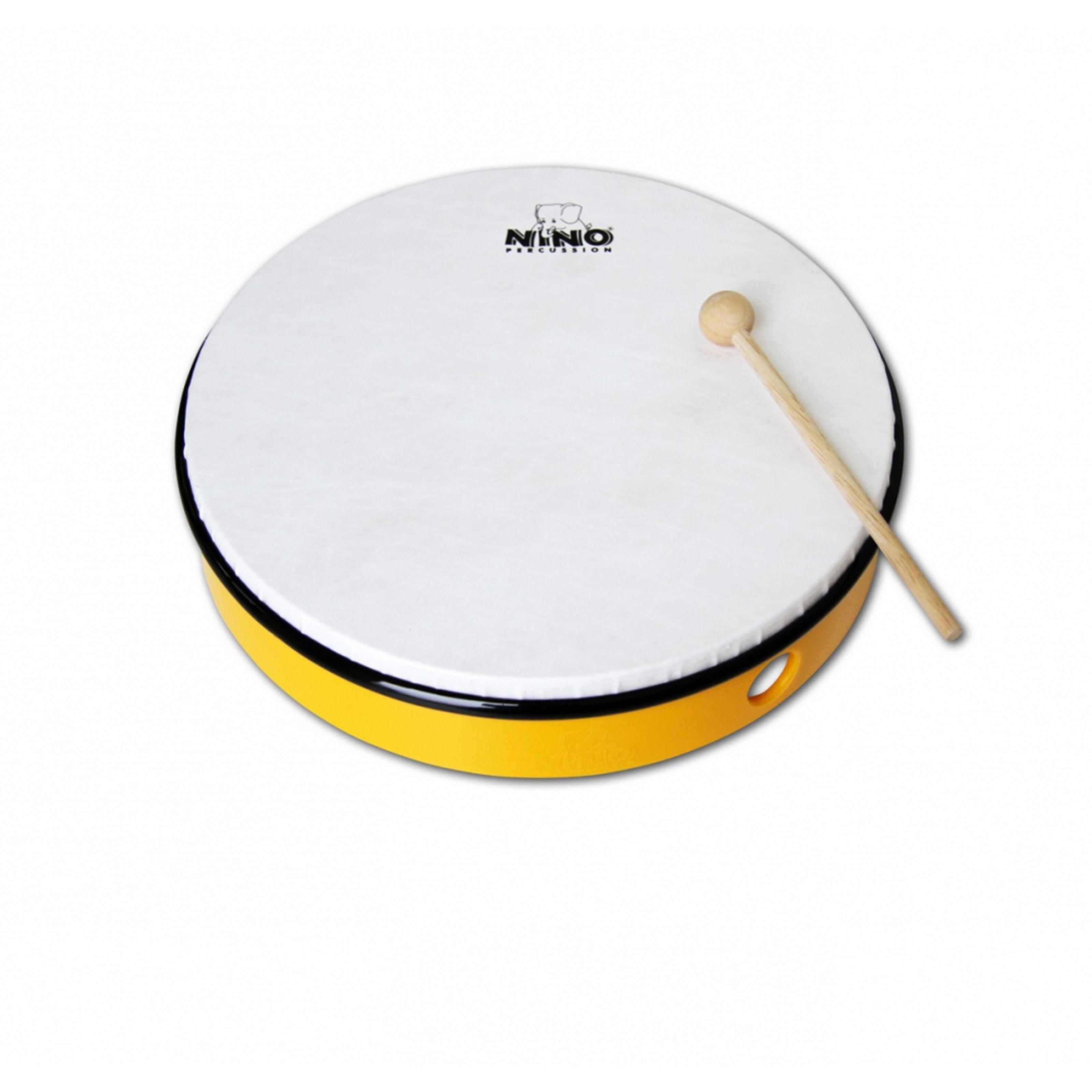 Meinl - HandDrum NINO45Y, 8, Yellow
