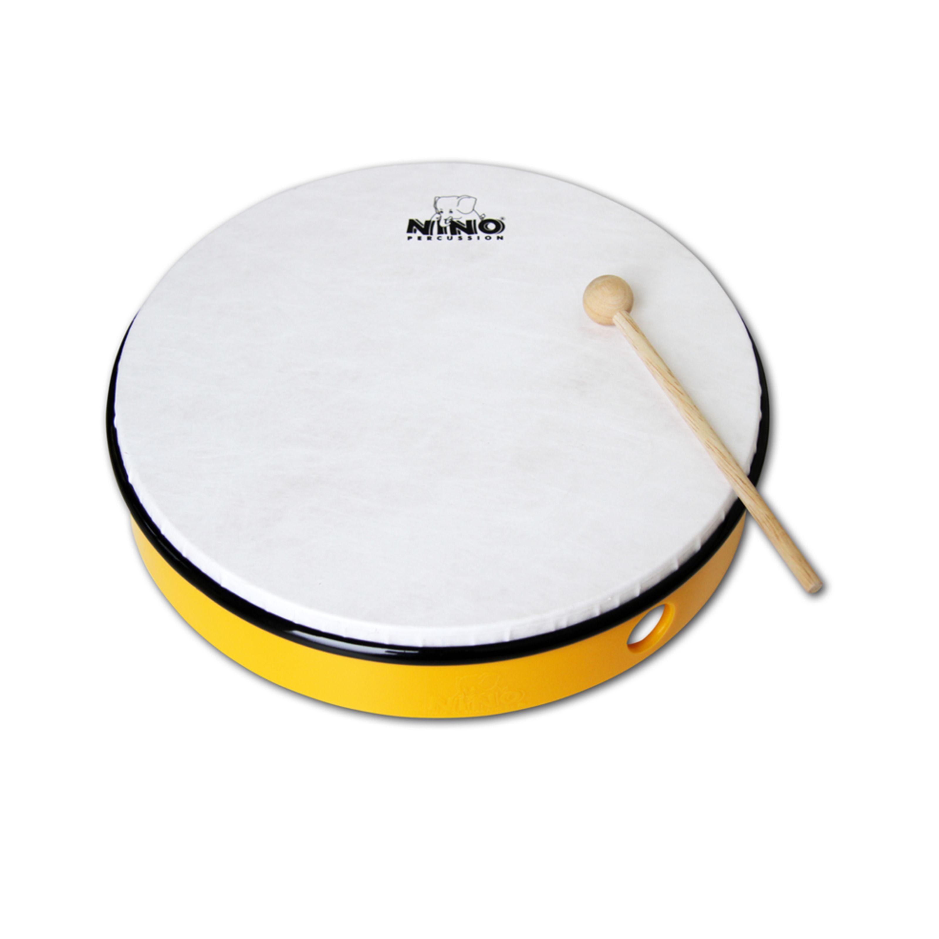 Meinl - HandDrum NINO4Y, 6, Yellow