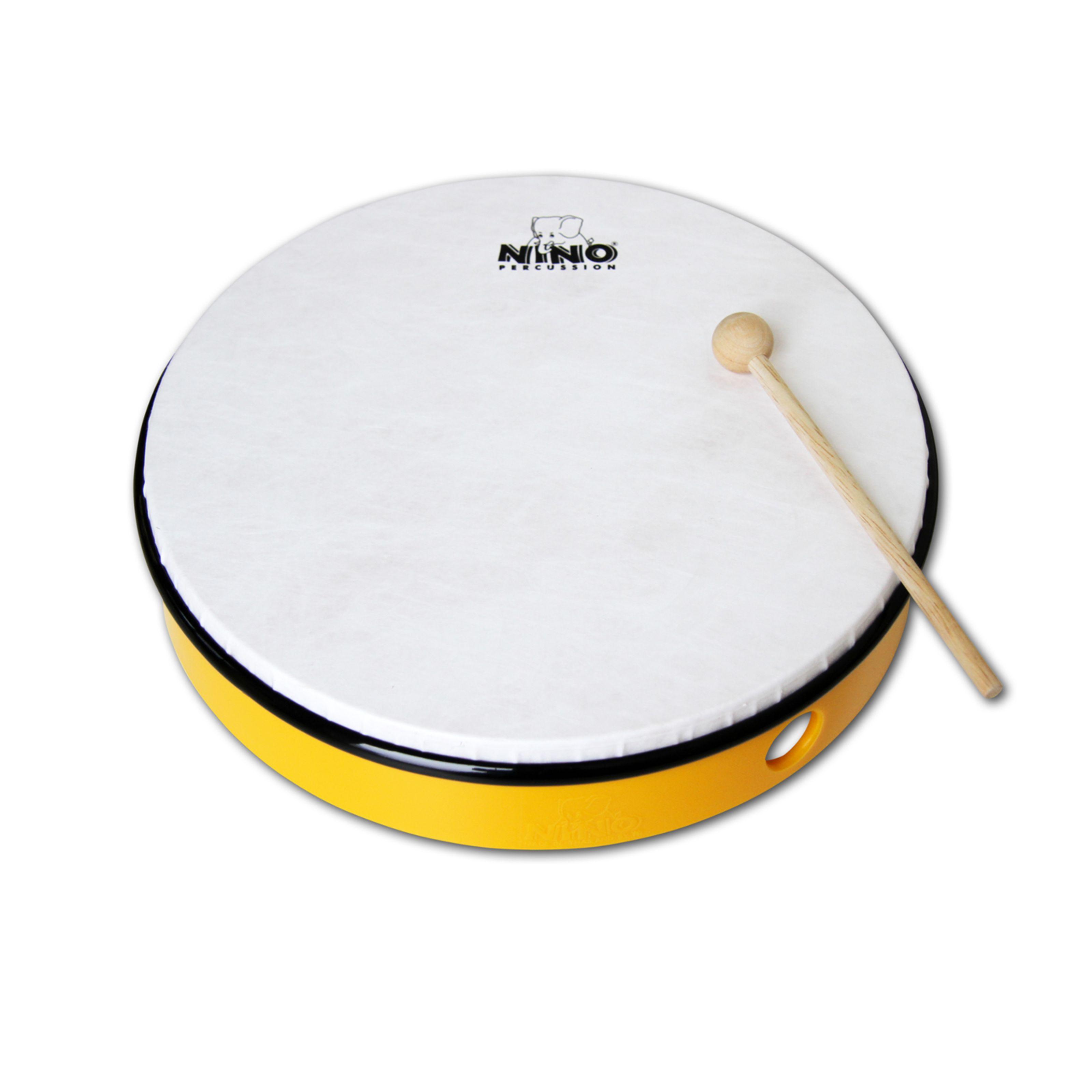 Meinl - HandDrum NINO5Y, 10, Yellow