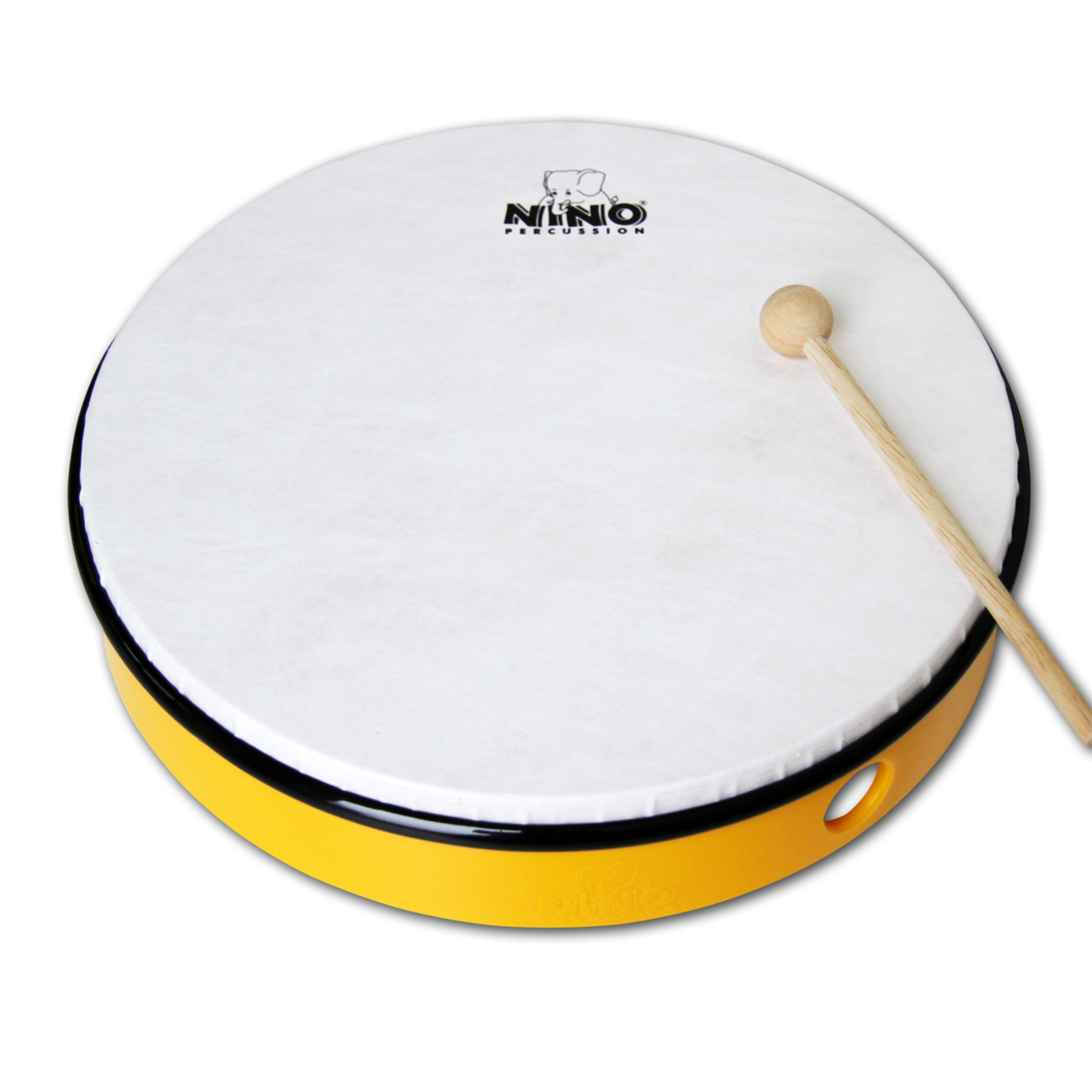 Meinl - HandDrum NINO6Y, 12, Yellow