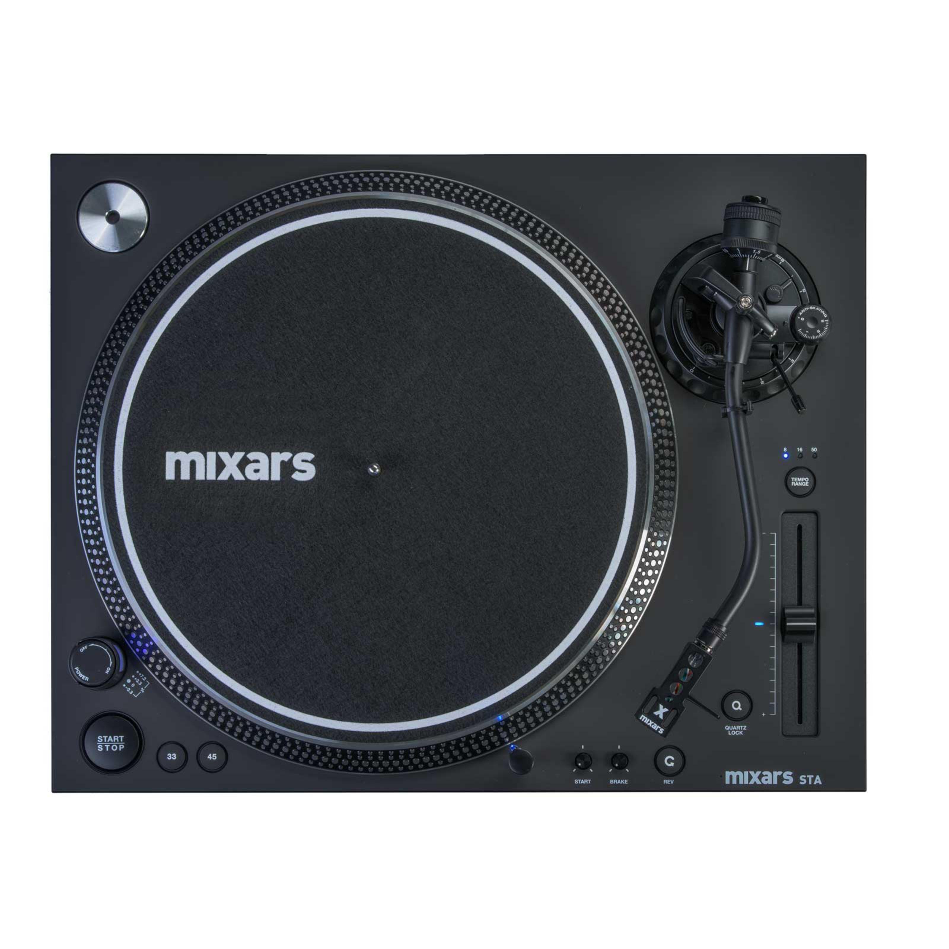 mixars - STA