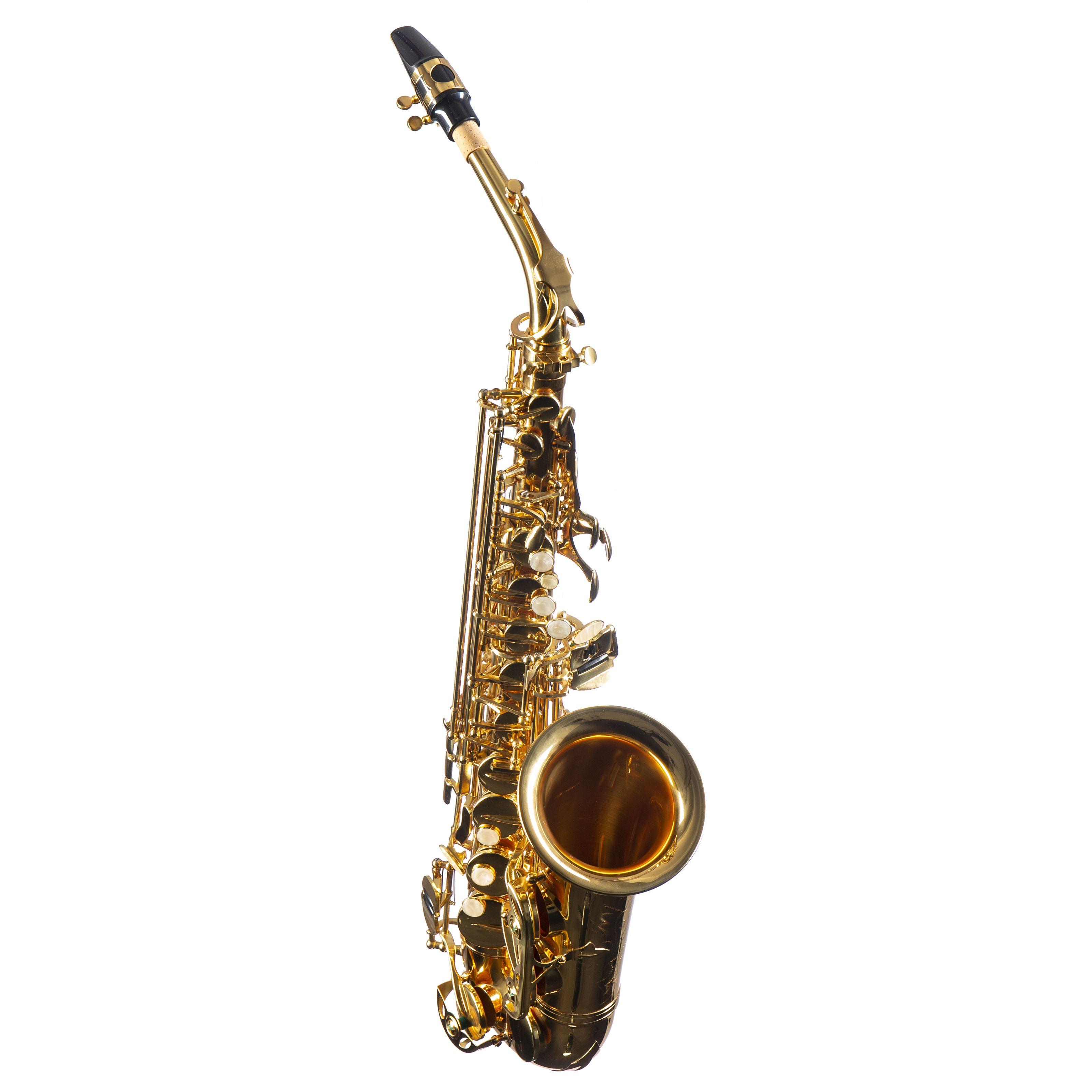 Monzani - MZAS-90L Alt Saxophon JJAS-90L