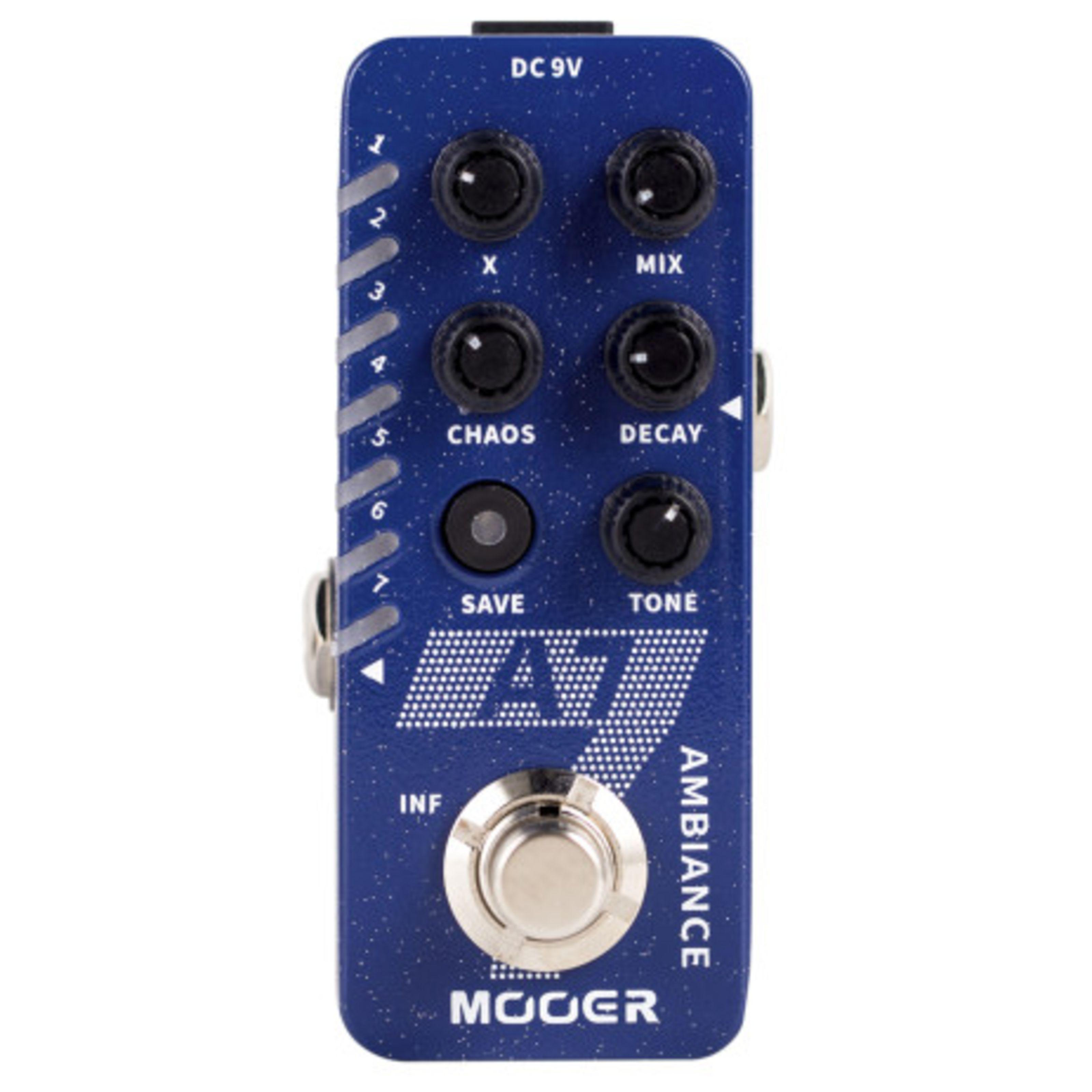 Mooer Audio - A7 Ambiance ME A7 AMBIANCE