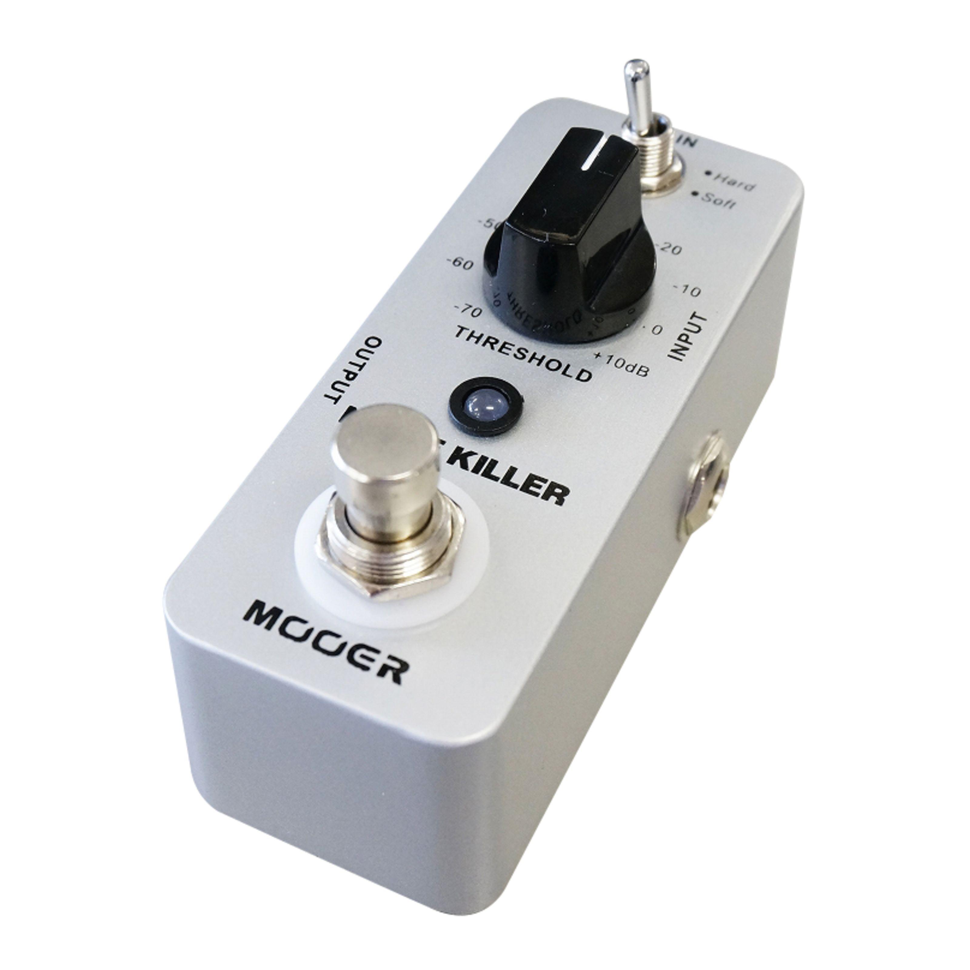 Mooer Audio - Noise Killer Noise Reducer/Noise Gate ME MNR 1