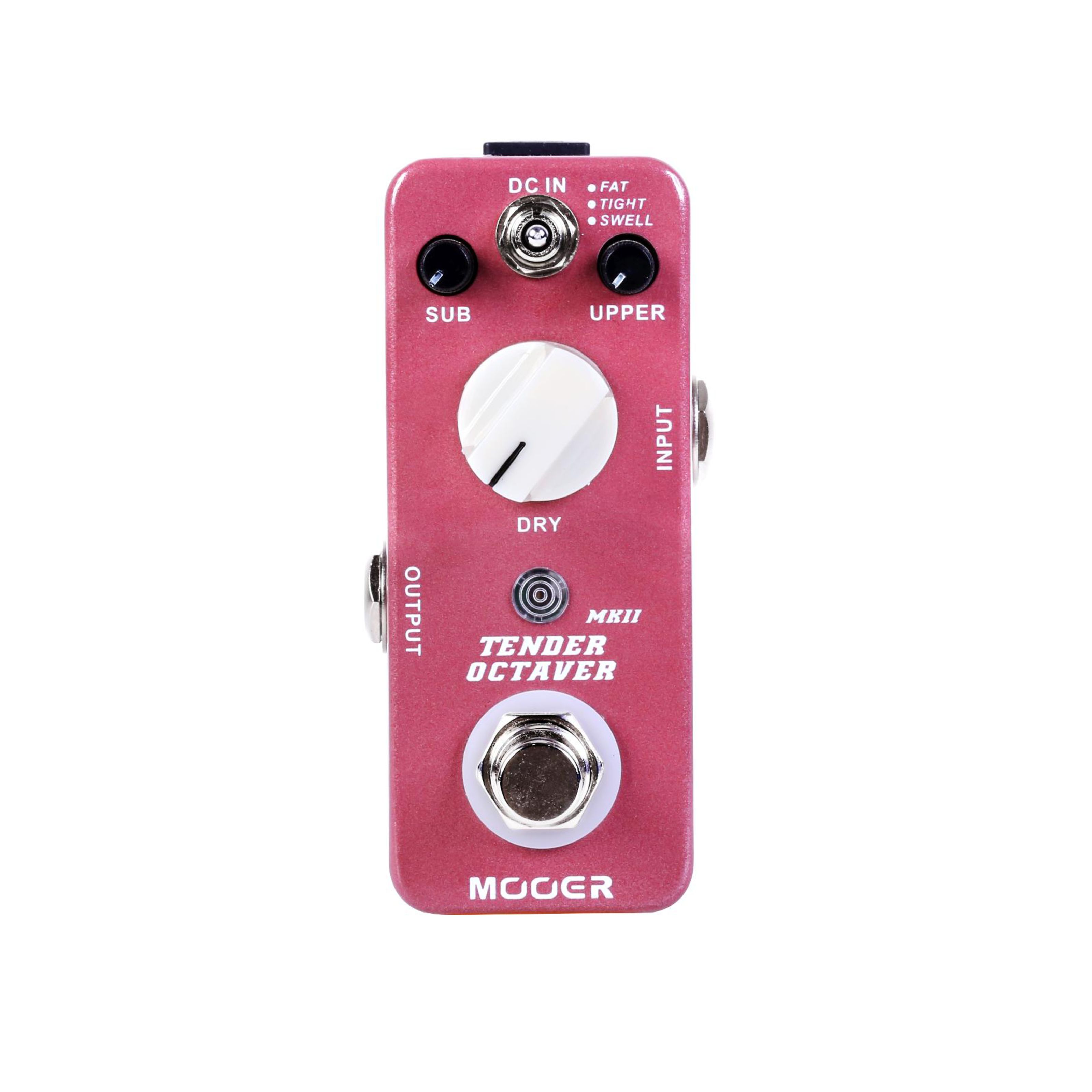 Mooer Audio - Tender Octaver MKII Precise Octave Pedal ME MOC 3