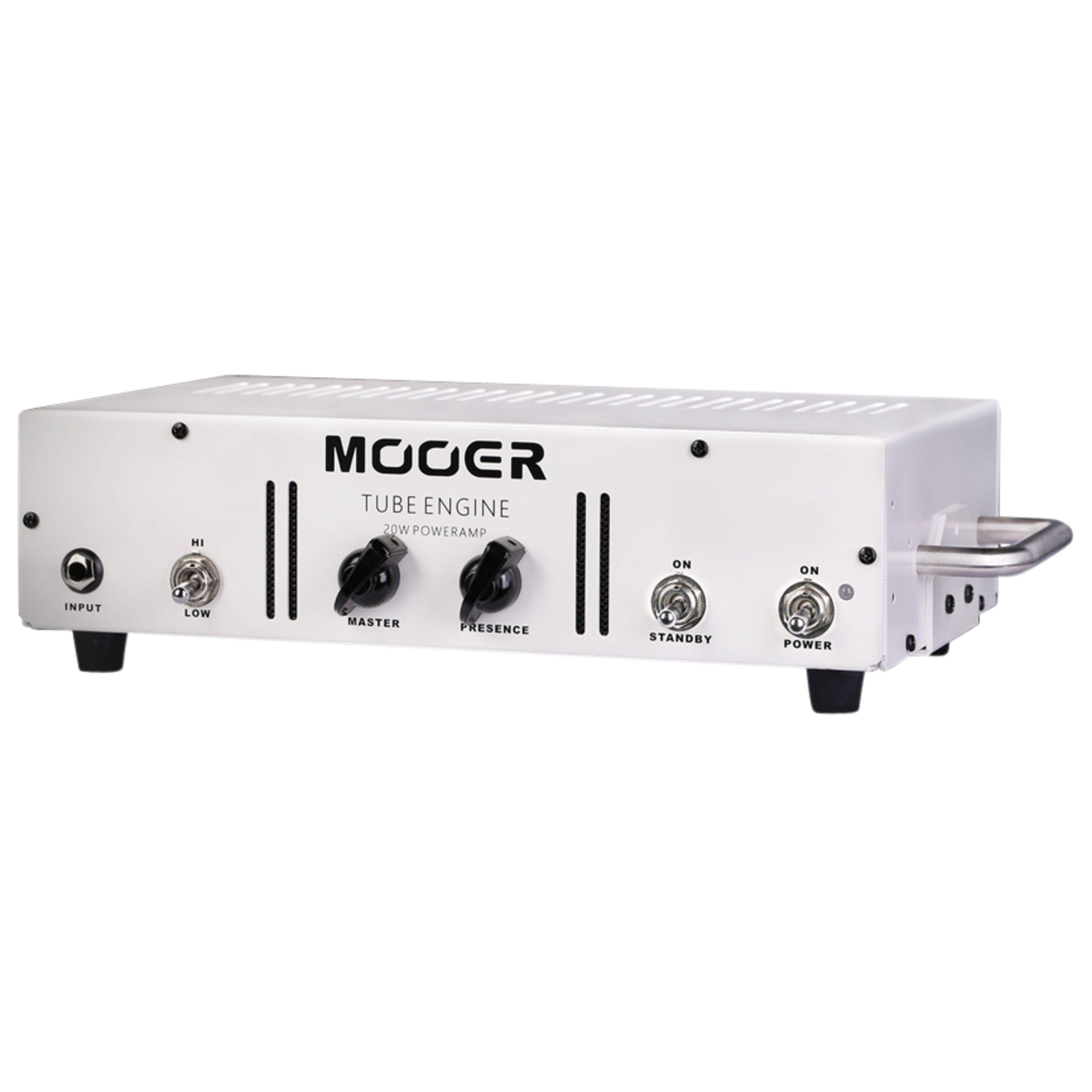 Mooer Audio - Tube Engine ME TE 20