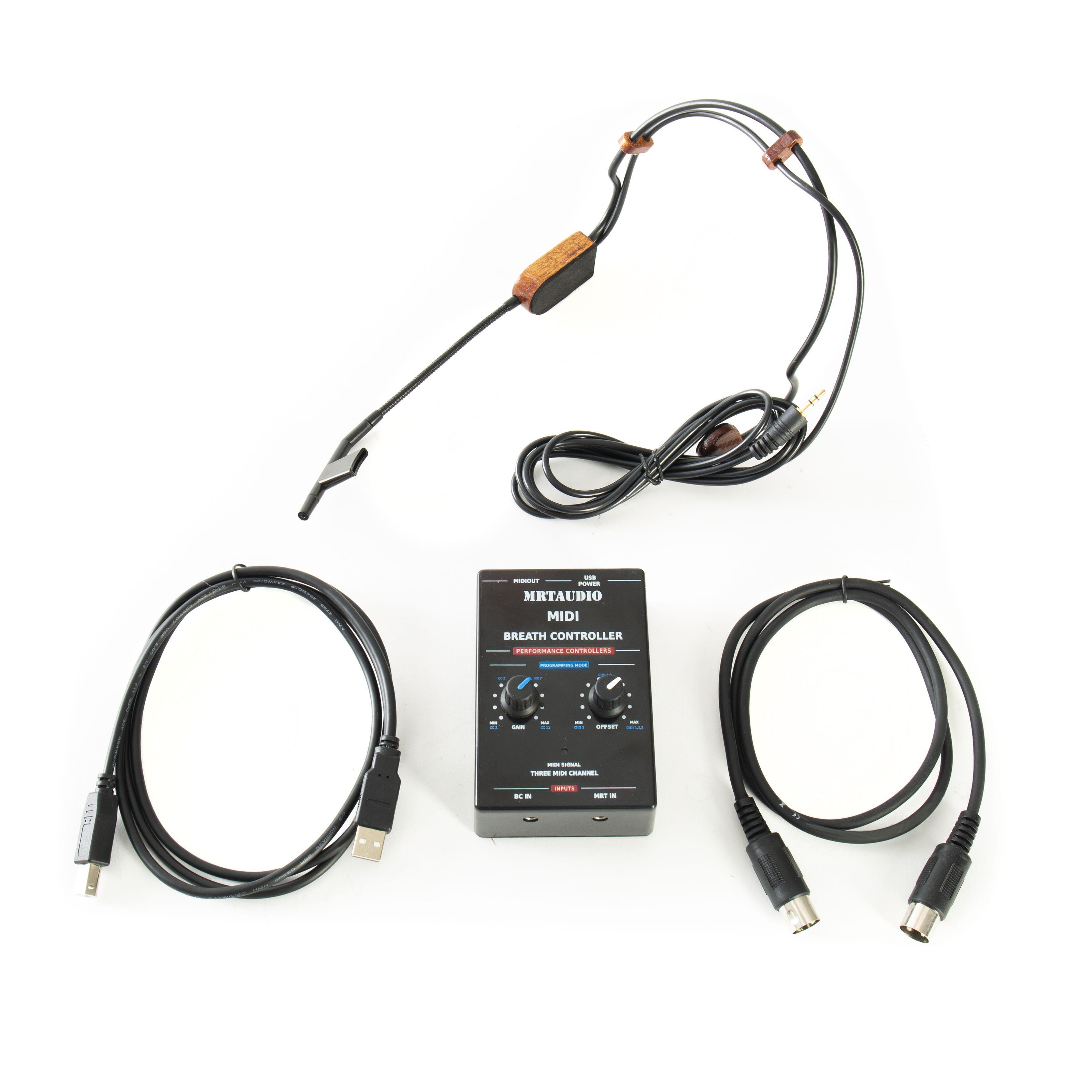 MRTE Elektronik - Breath Controller BreathController