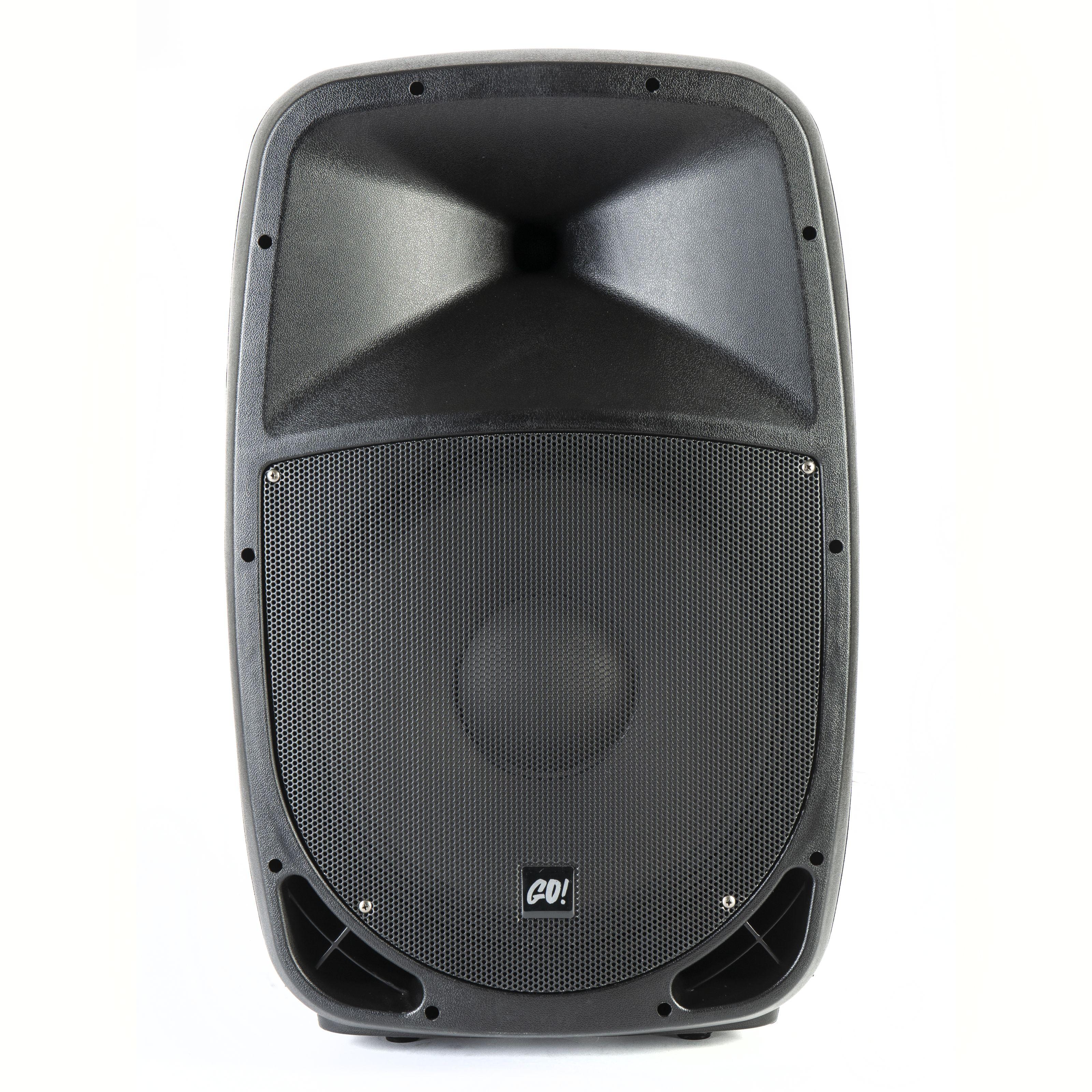 MUSIC STORE - GO! 15P 15 passive Lautsprecher GO! 15 passive