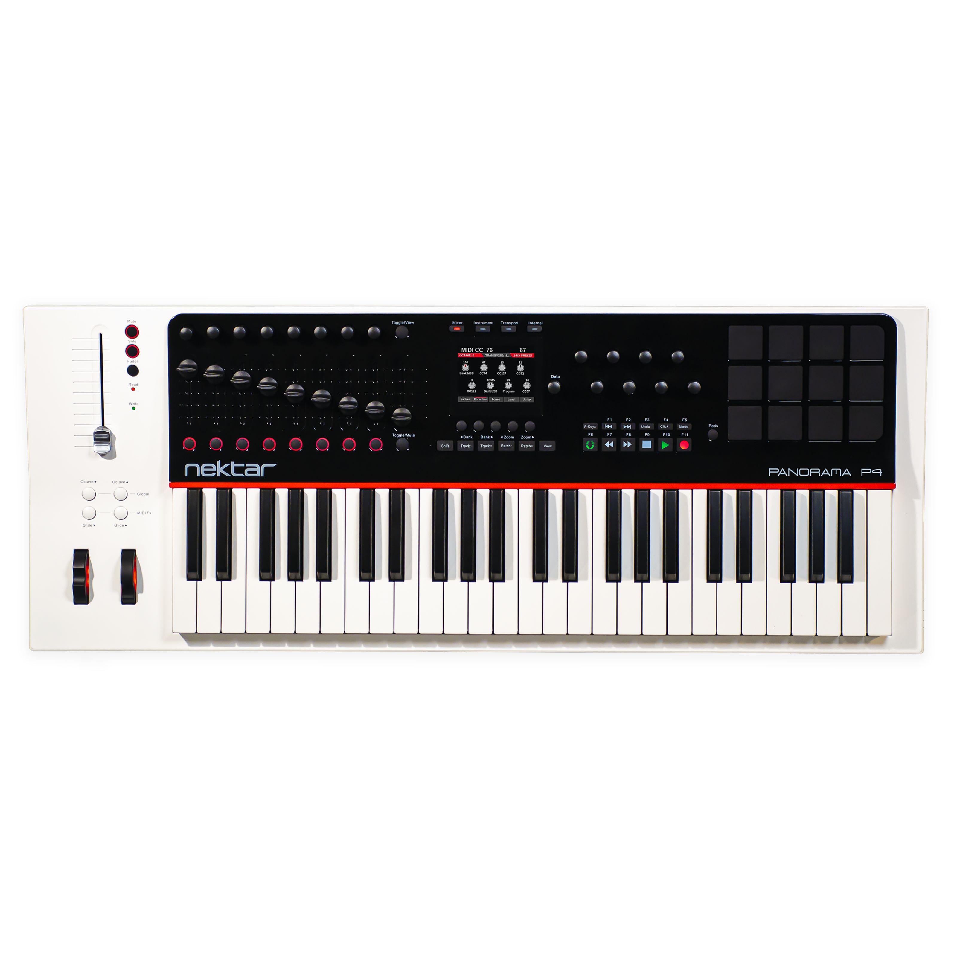 Nektar - Panorama P4 USB Controller Keyboard
