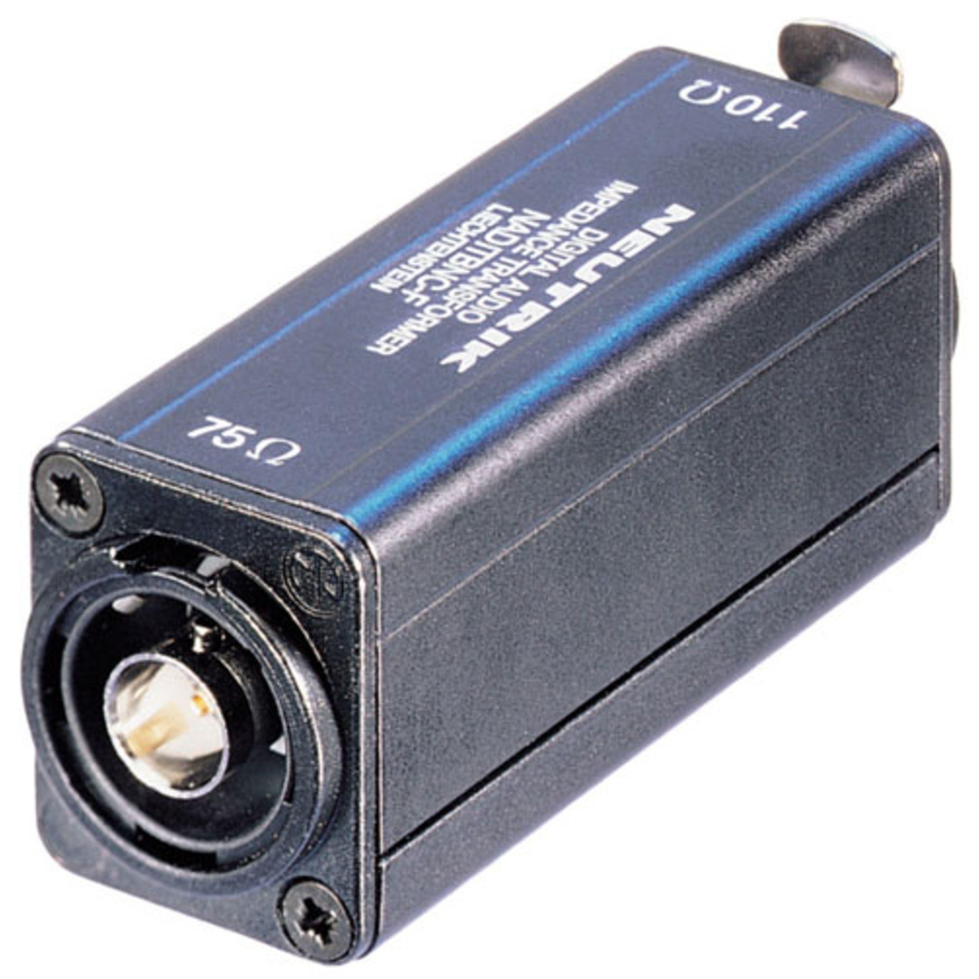 Neutrik - NADITBNC-F AES/EBU Impedanzwandler