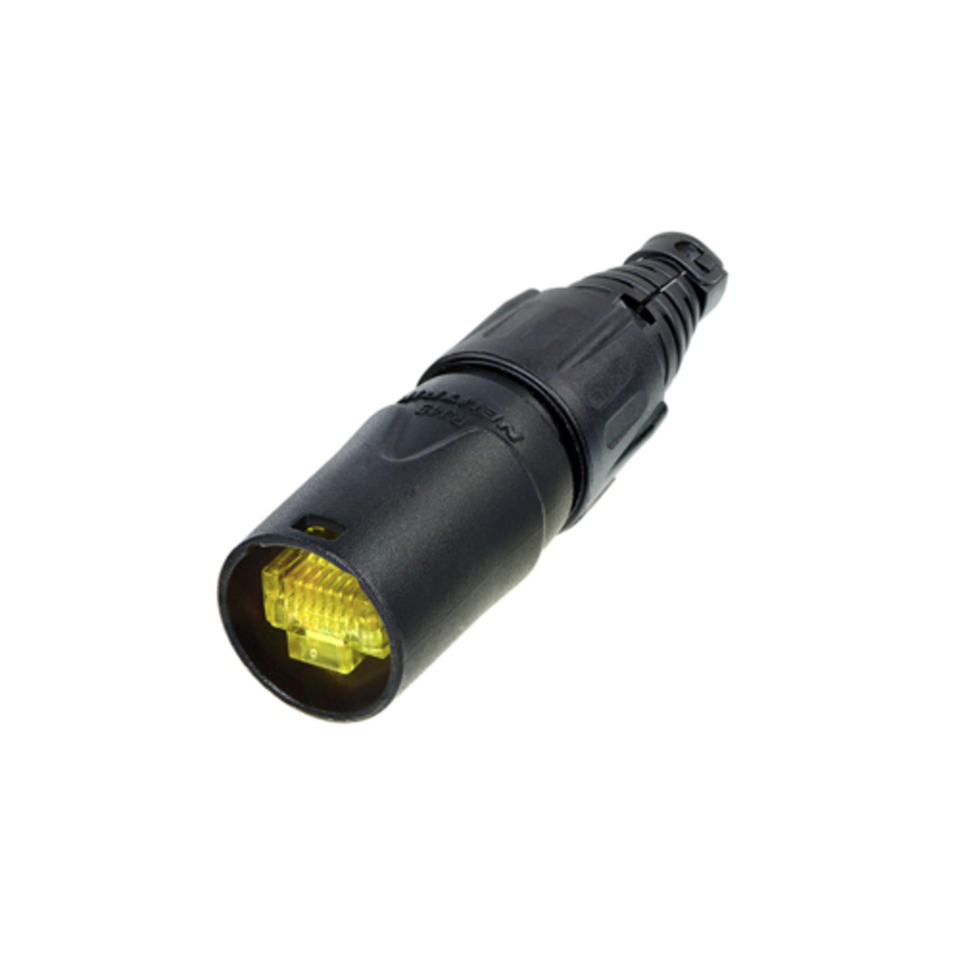Neutrik - NE8MX-B Kabelsteckerschutz