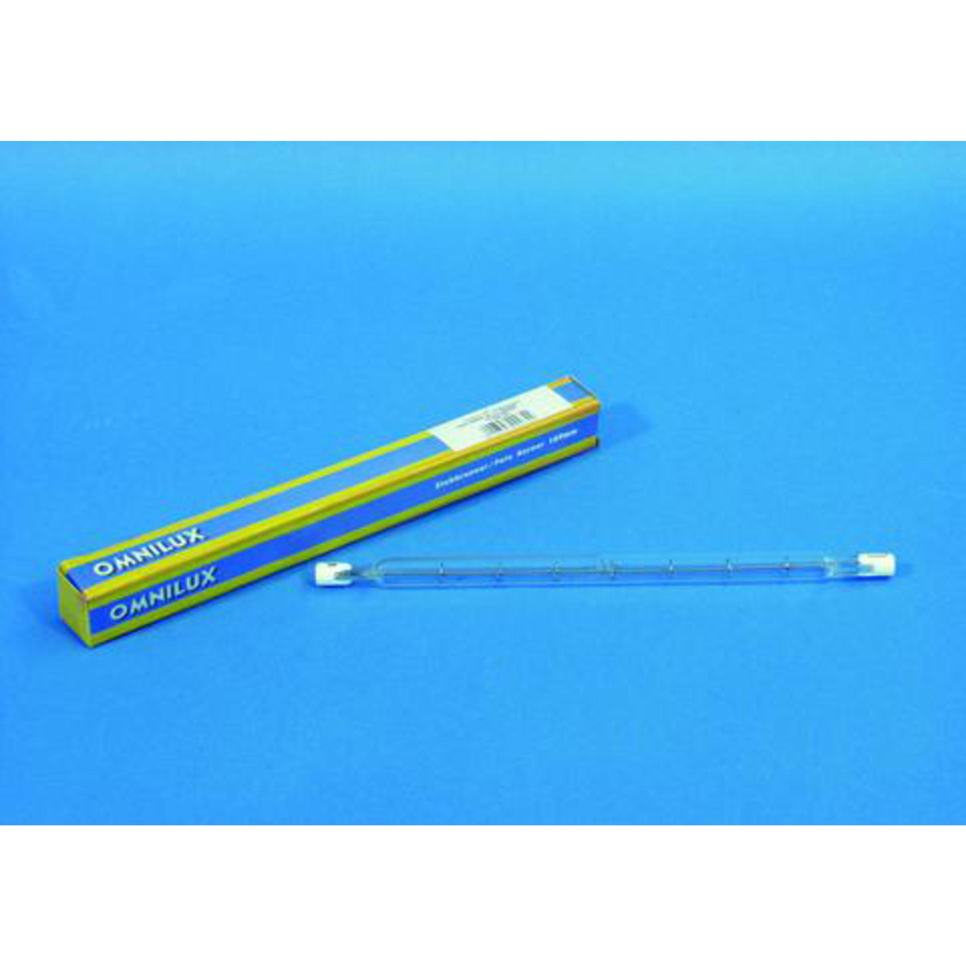 Omnilux - 230V/1000W Halogen Rod R-7-s, 189mm 91200010