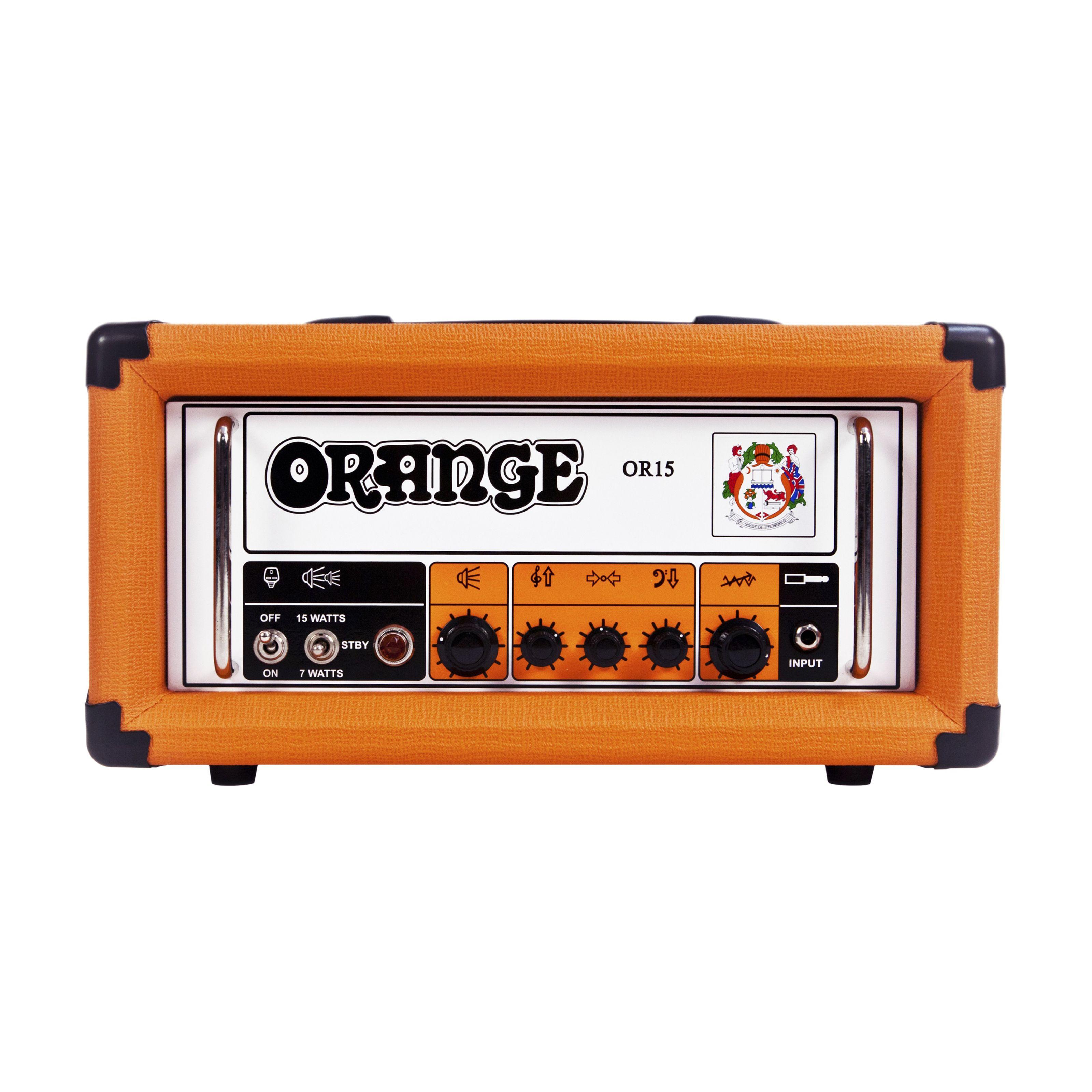 Orange - OR15H Head 48.00.17