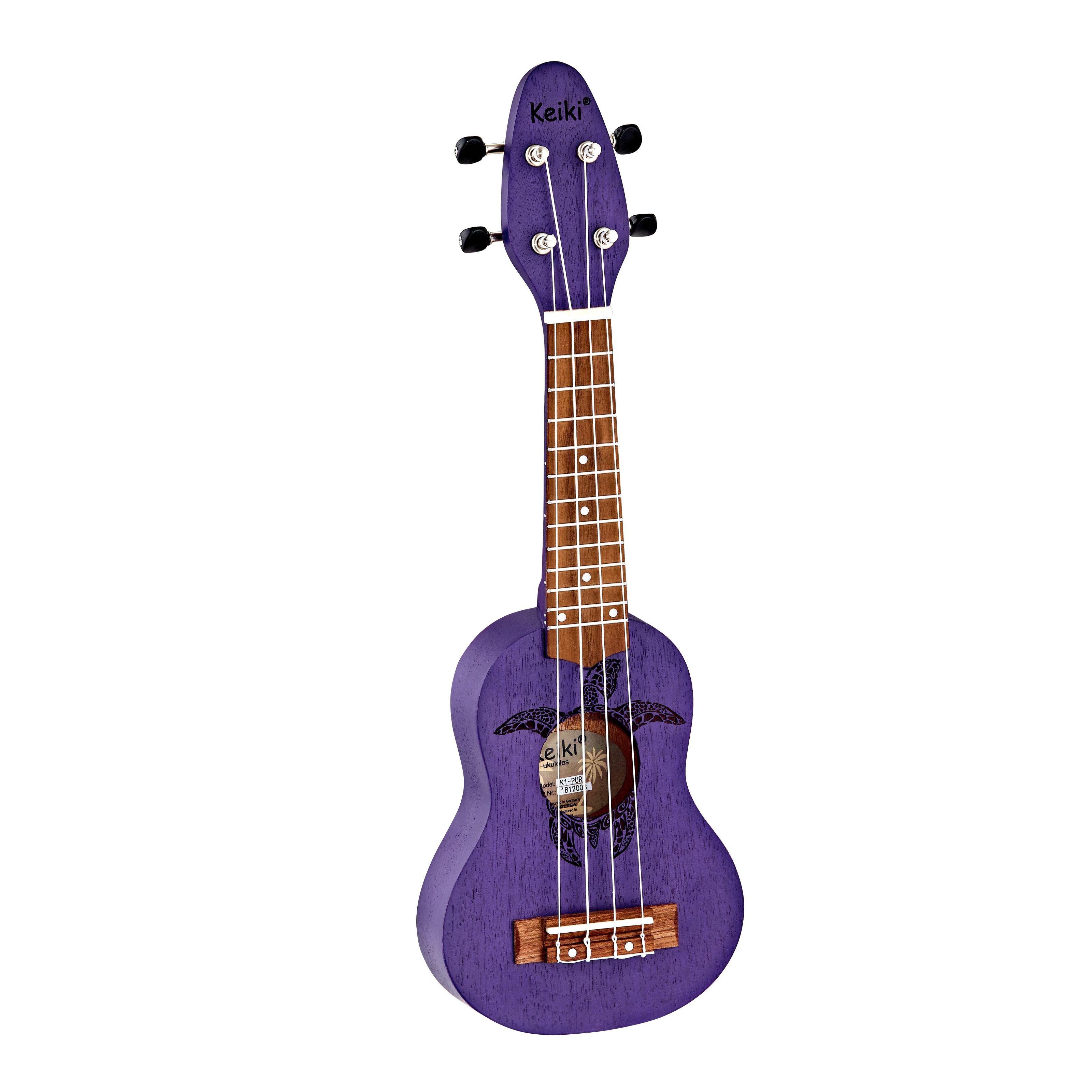 Ortega - K1-PUR Purple