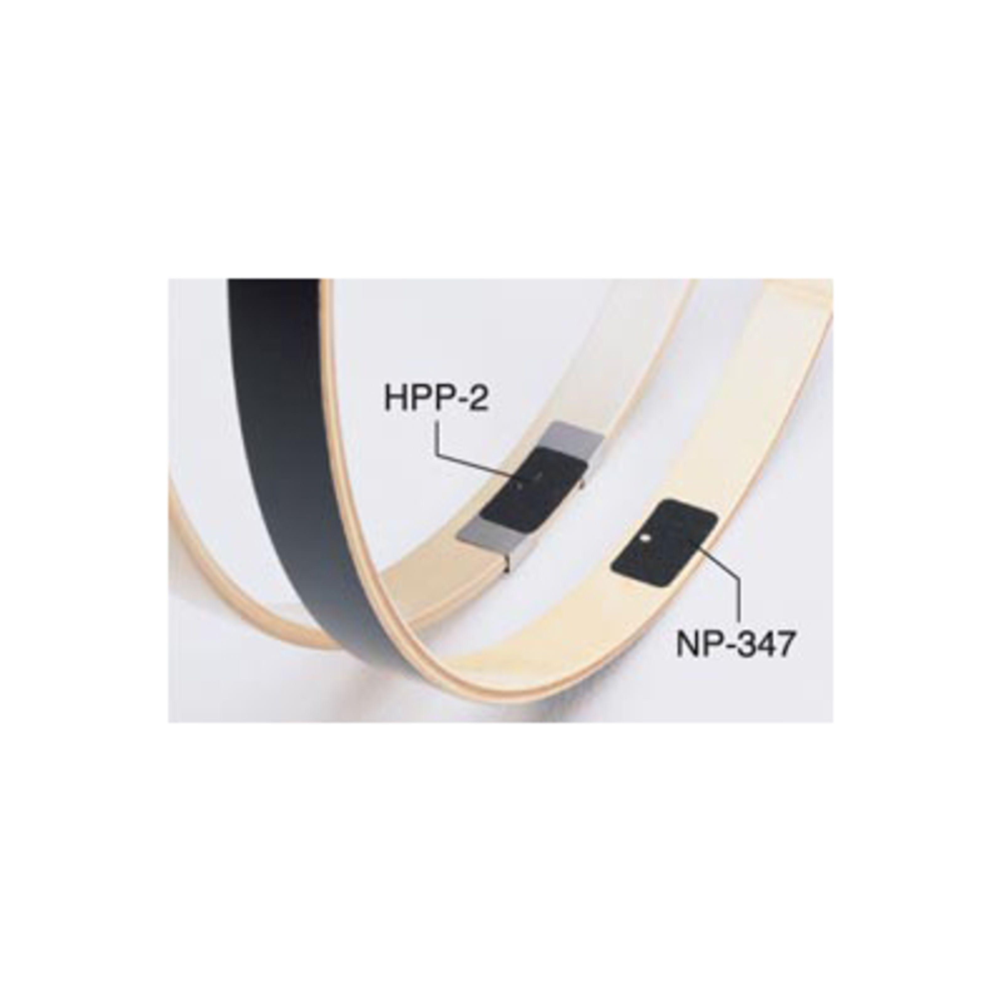 Pearl - HPP-2 BassDrum Reifenschutz, für Holzspannreifen