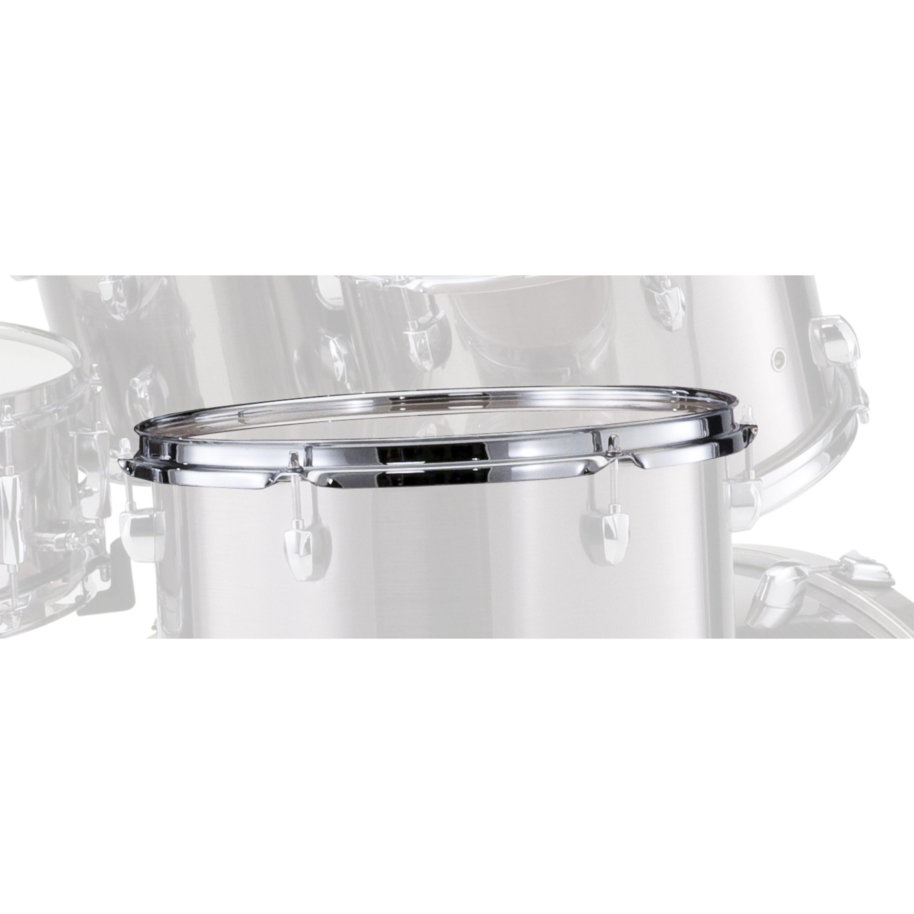 Pearl - Spannreifen 16, 8-Loch, für Export, Chrome RH-1608
