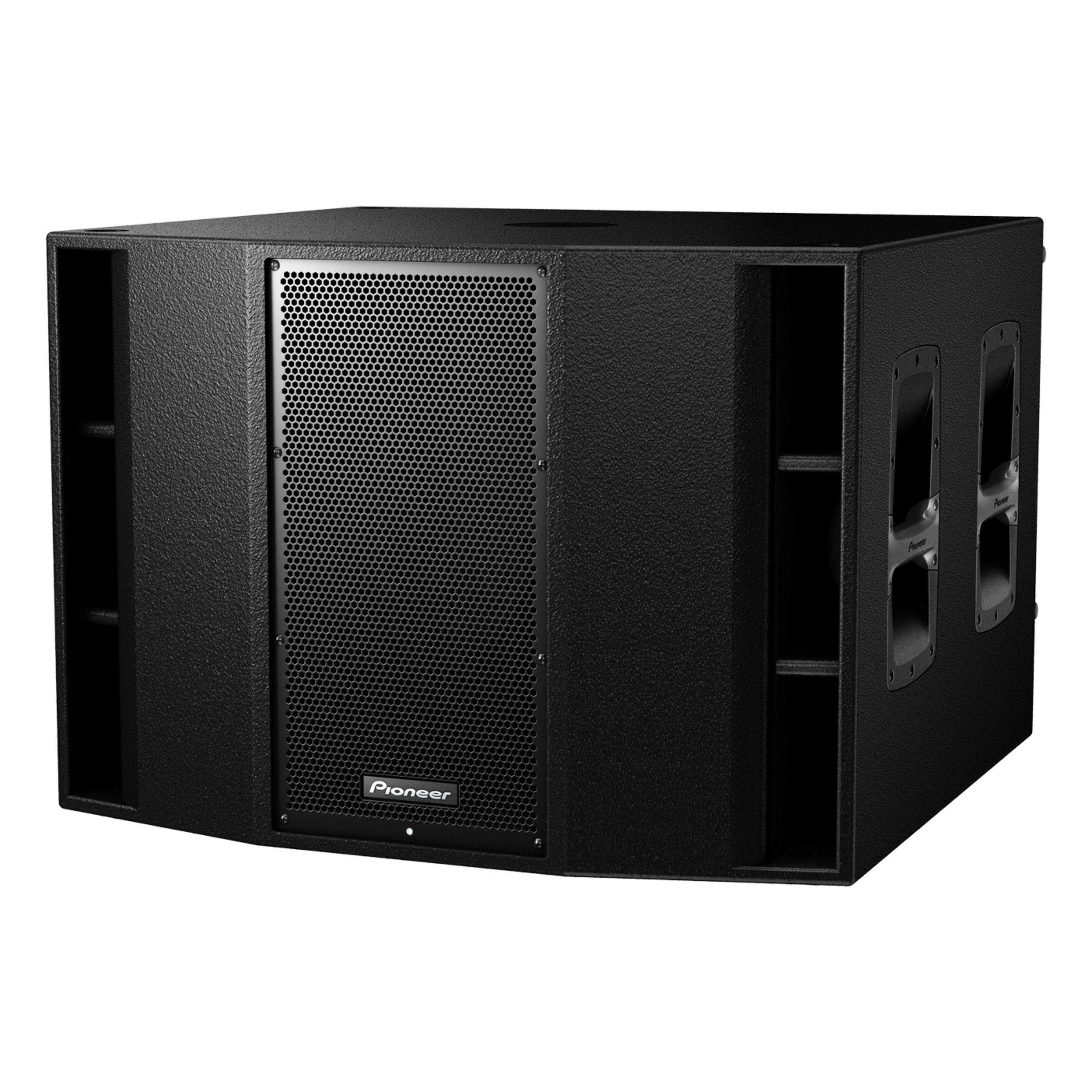 Pioneer DJ - XPRS-215S 2x 15 Active-Subwoofer