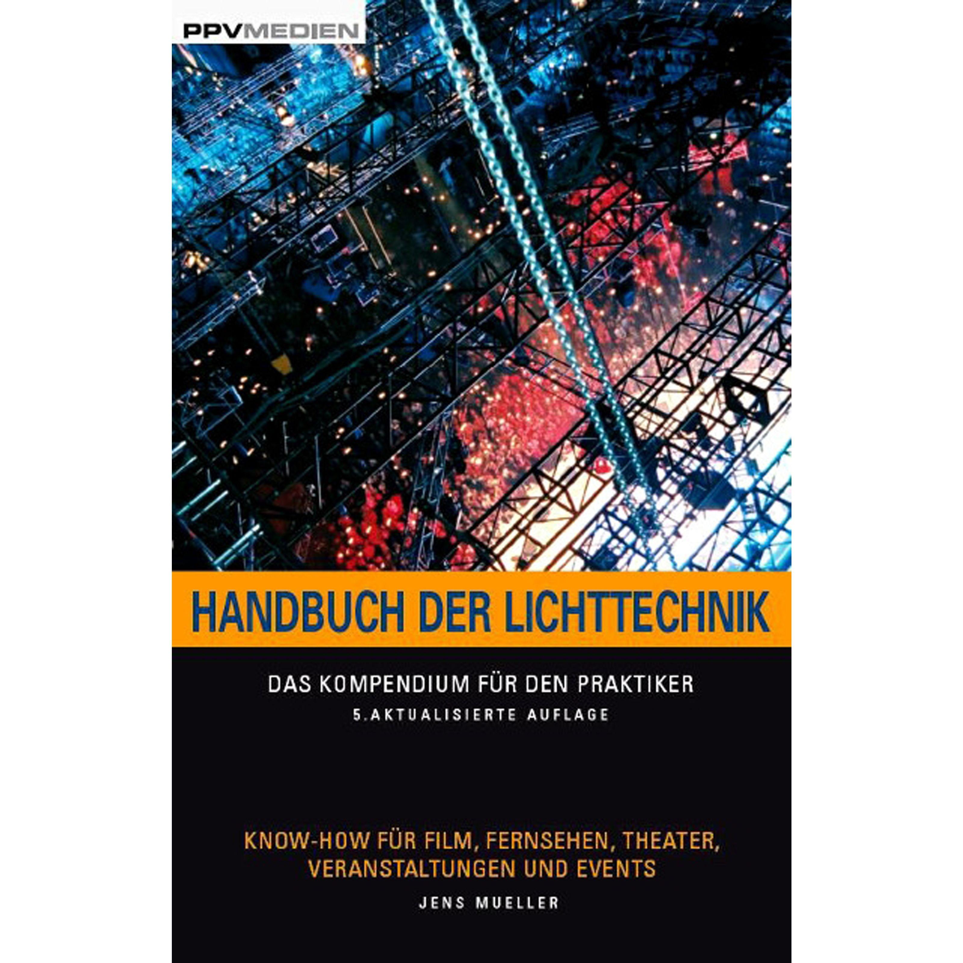 PPV Medien - Handbuch der Lichttechnik Jens Mueller 20047284
