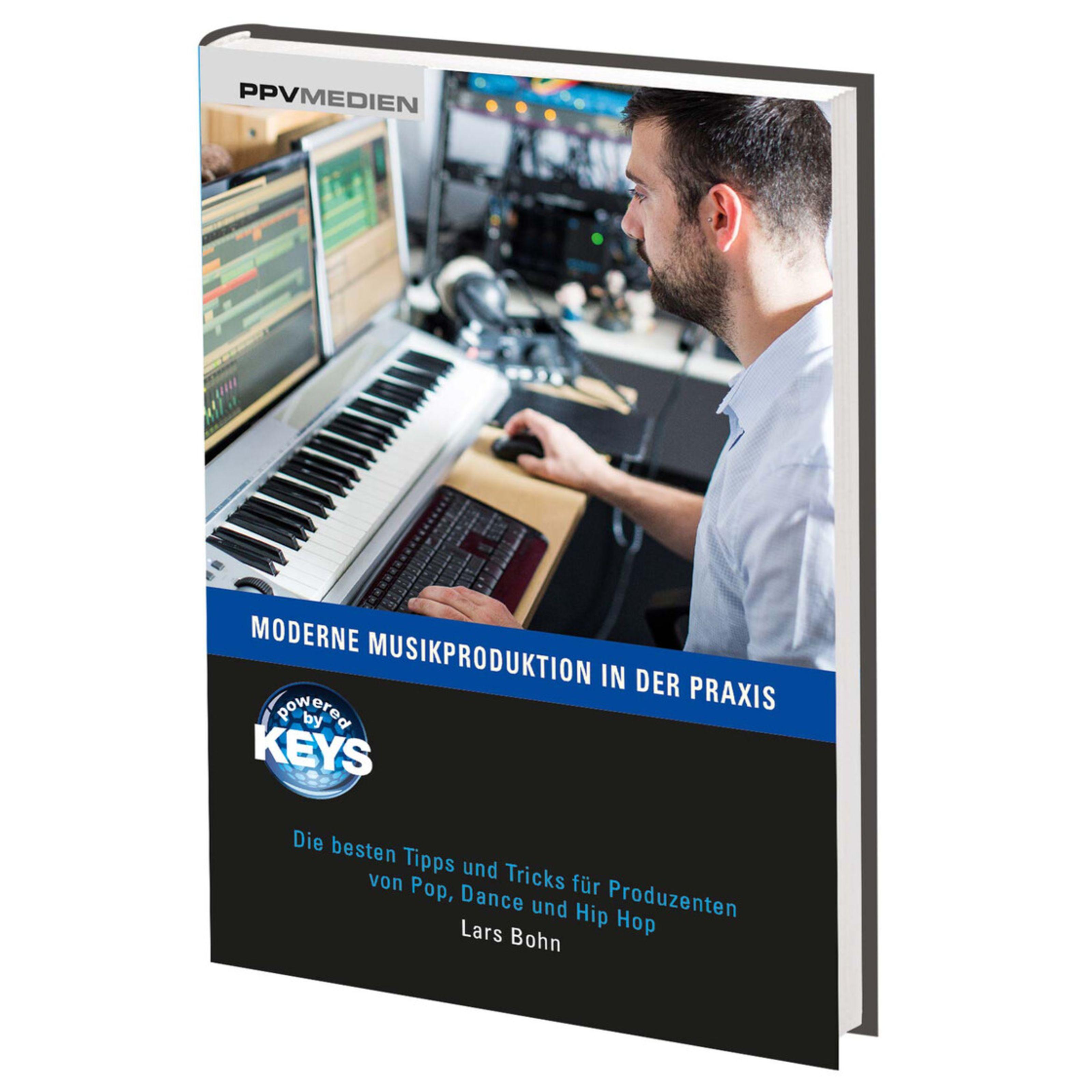PPV Medien - Moderne Musikproduktion in der Praxis 20047421