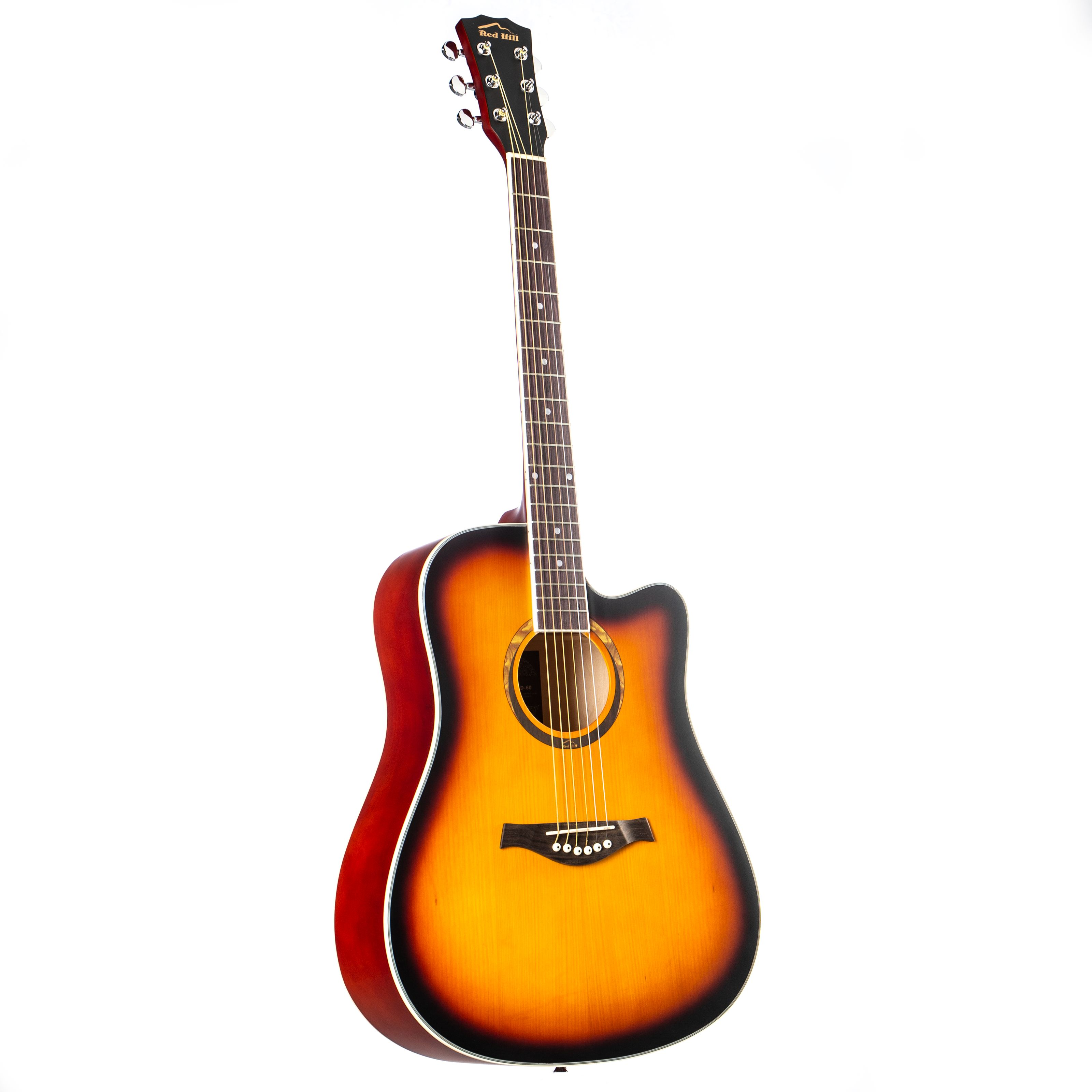 Red Hill - D-60 Sunburst E41-YD sunburst