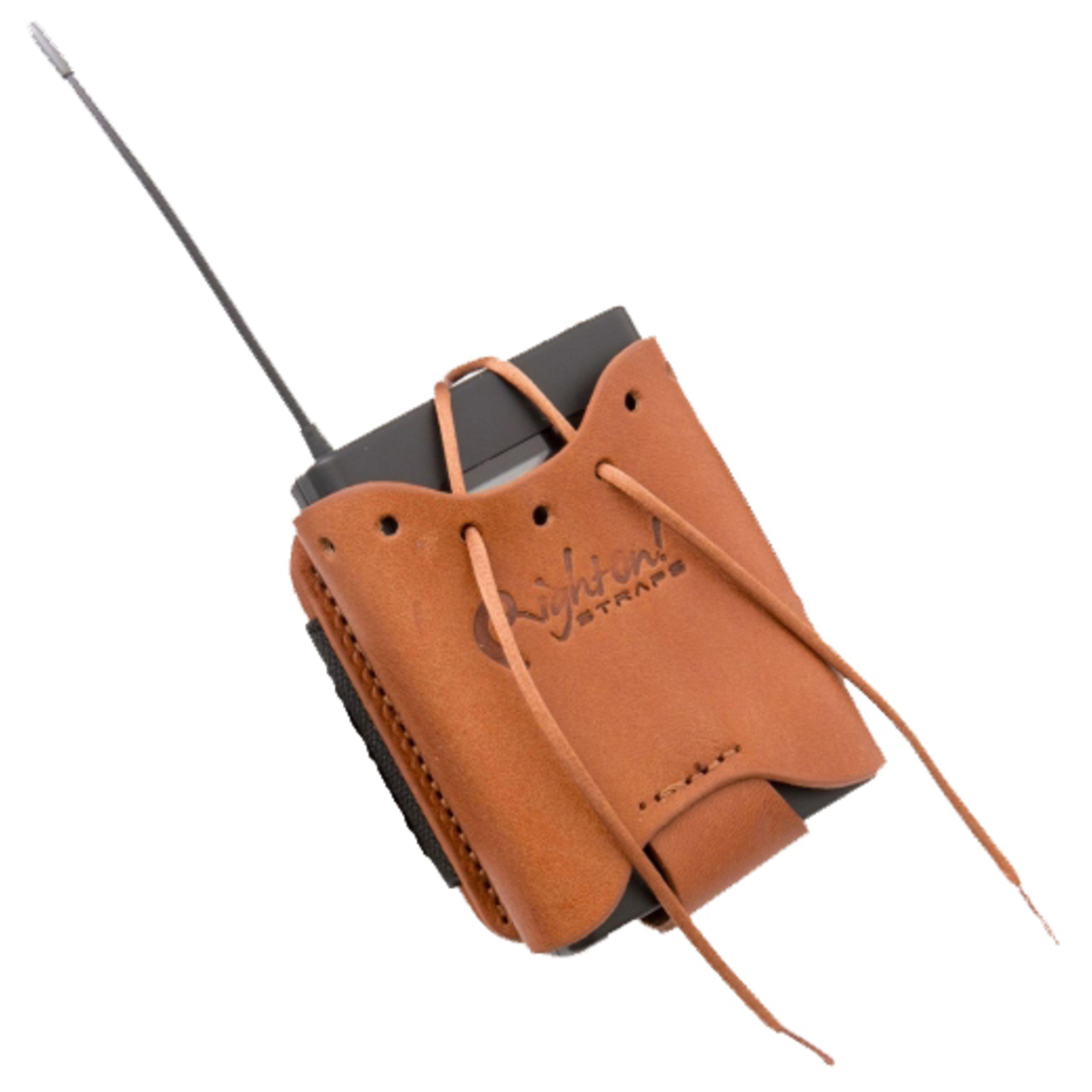 RightOn! Straps - Wireless Pocket Woody