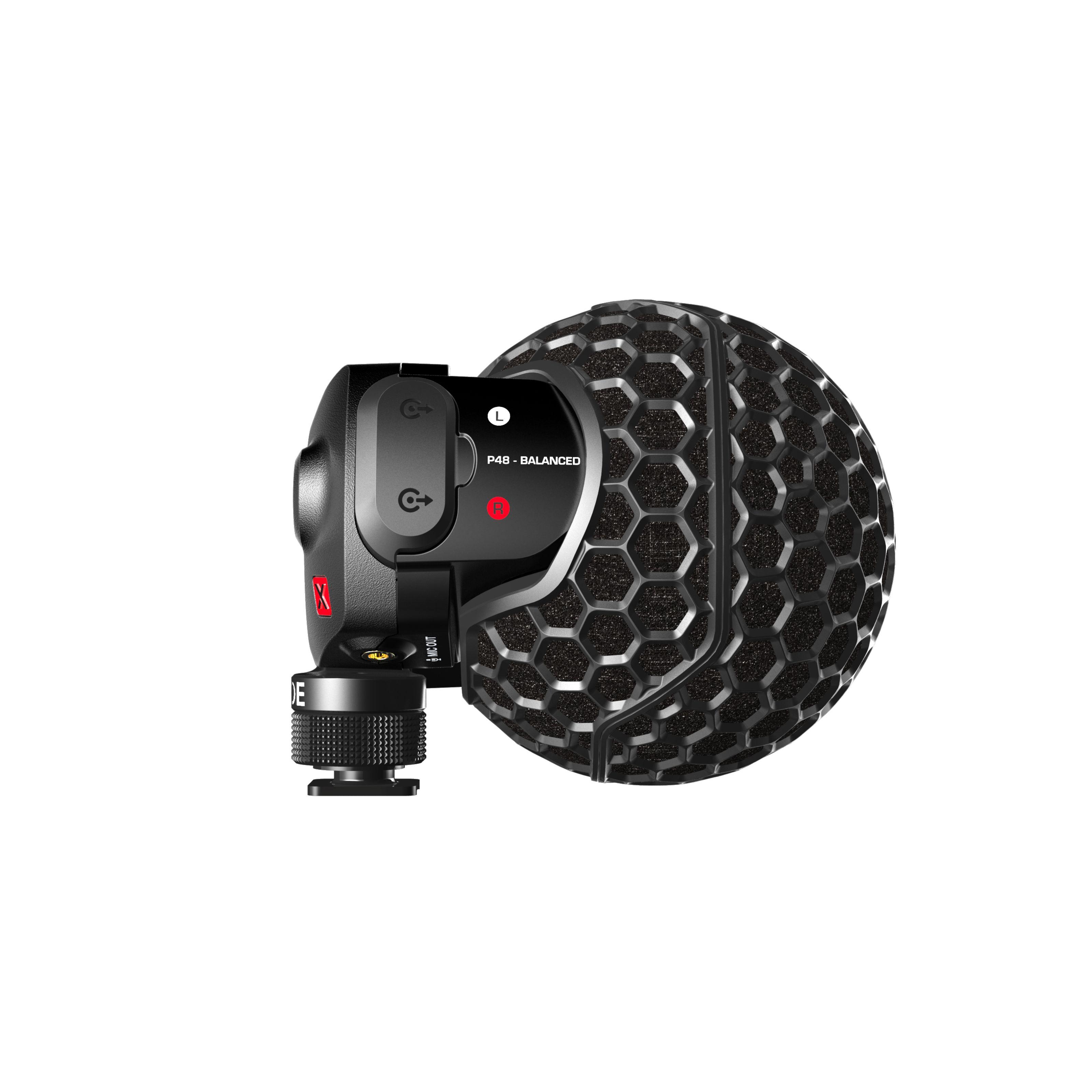Rode - Stereo VideoMic X Hi-End Kameramikrofon 400700060