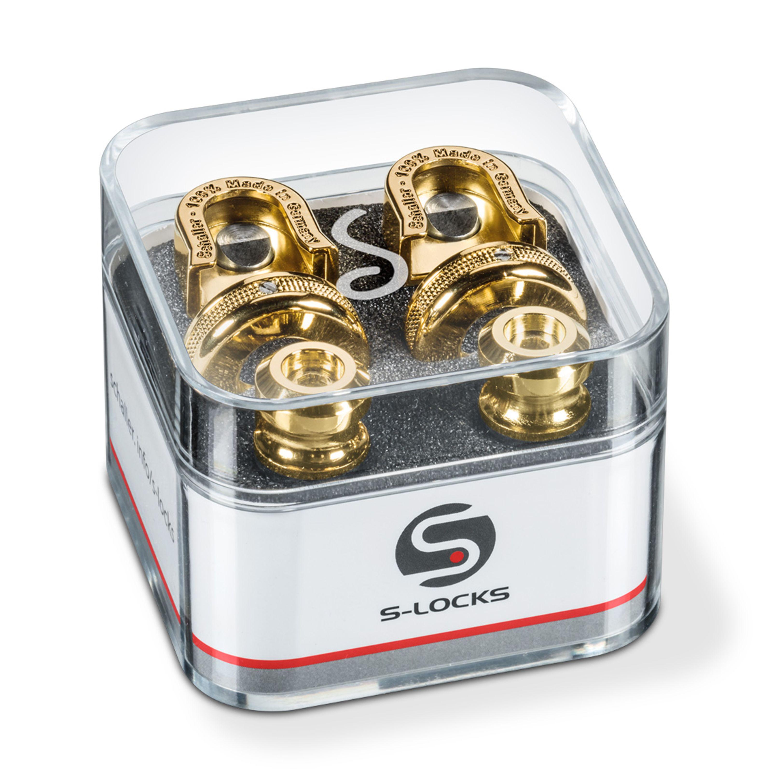 Schaller - S-Locks Gold 740005