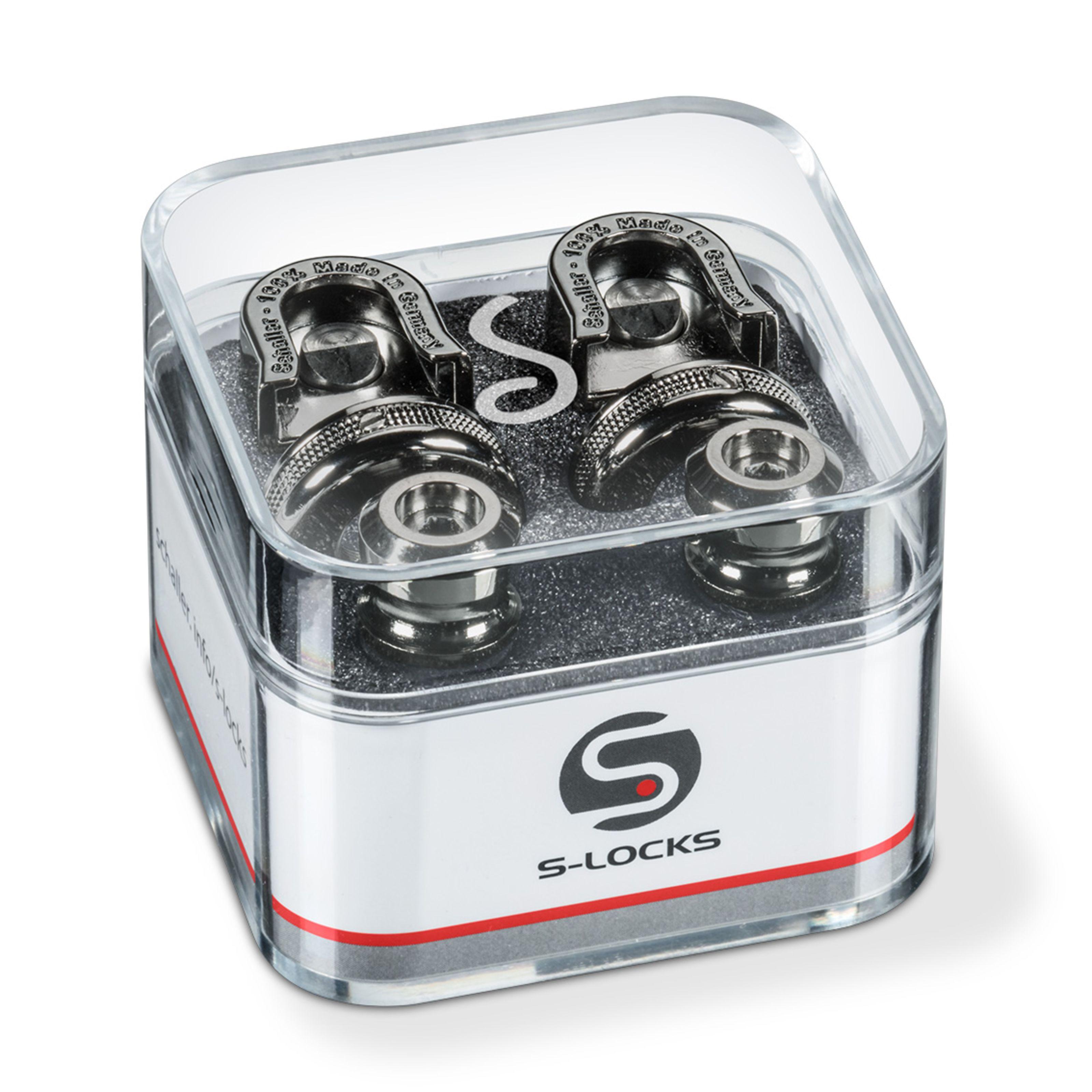 Schaller - S-Locks Ruthenium 740006