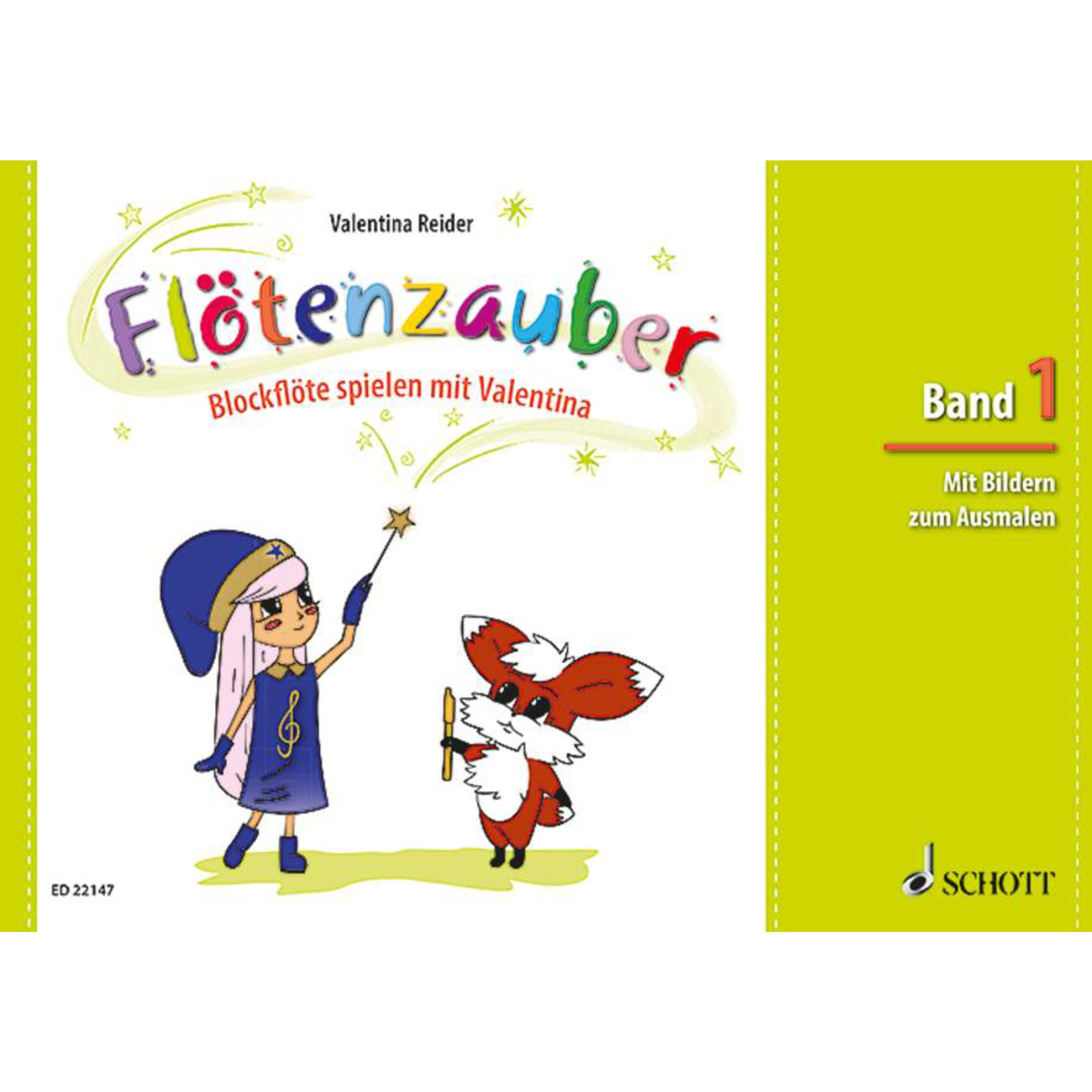 Schott Music - Flötenzauber 1 ED 22147