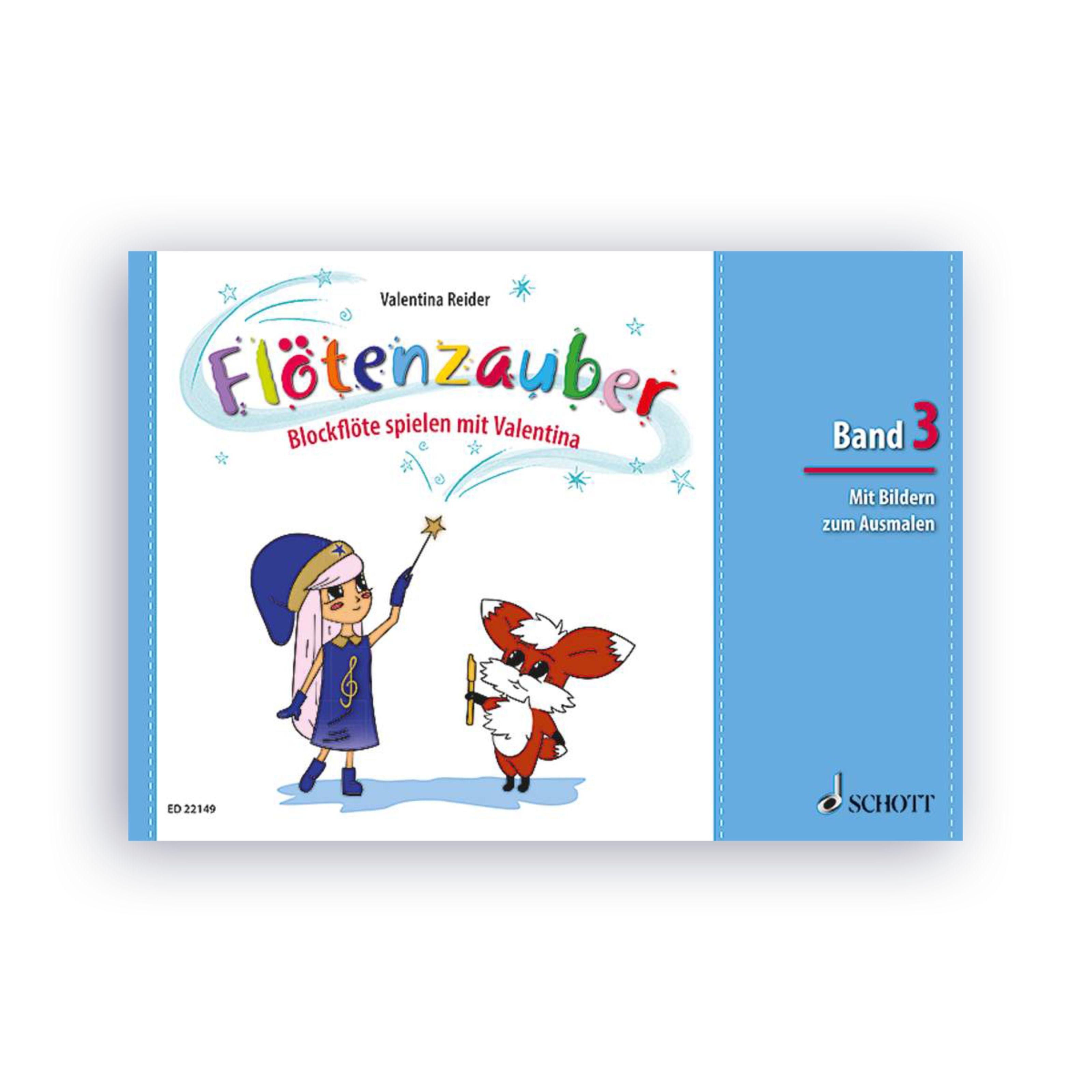 Schott Music - Flötenzauber 3 ED 22149