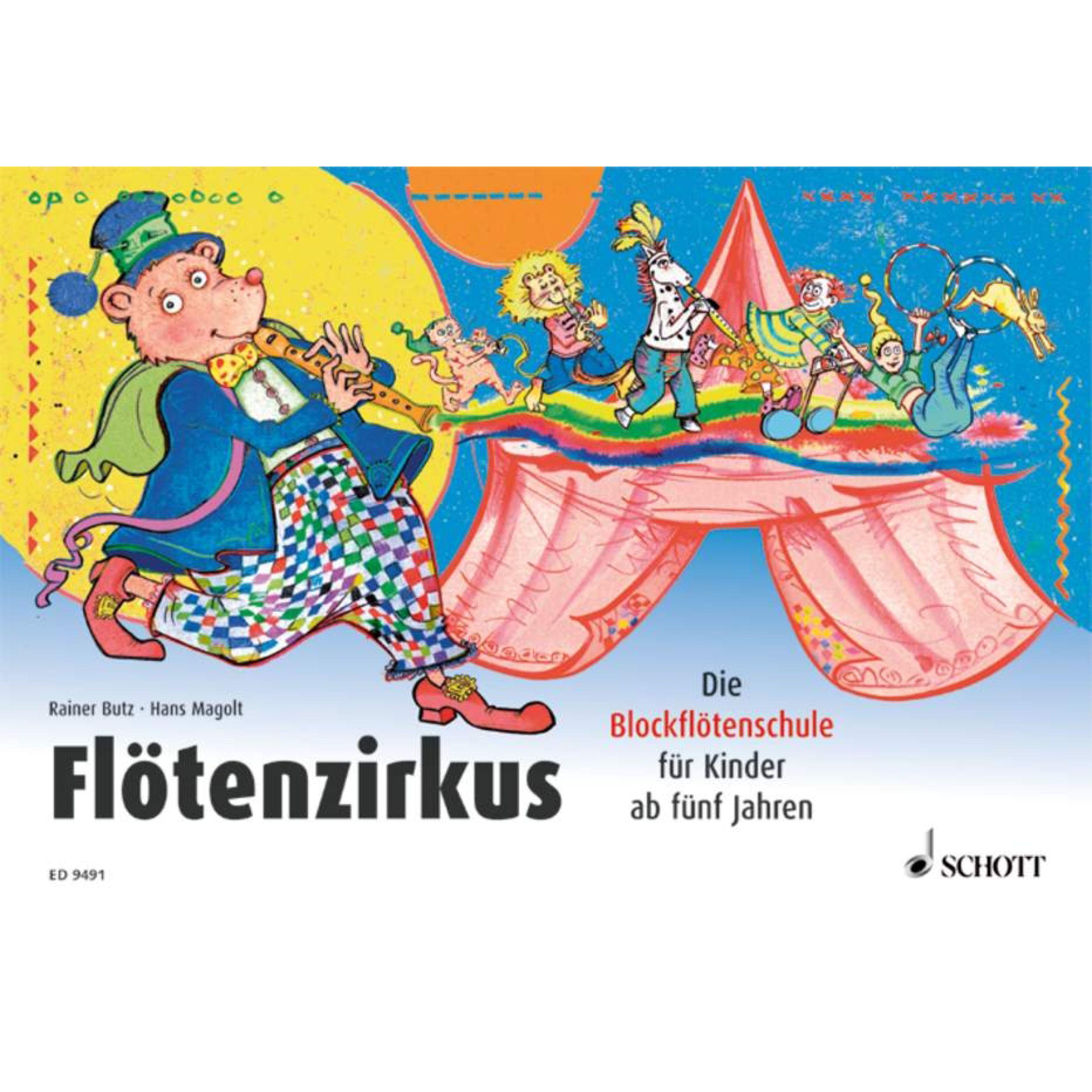 Schott Music - Flötenzirkus 1