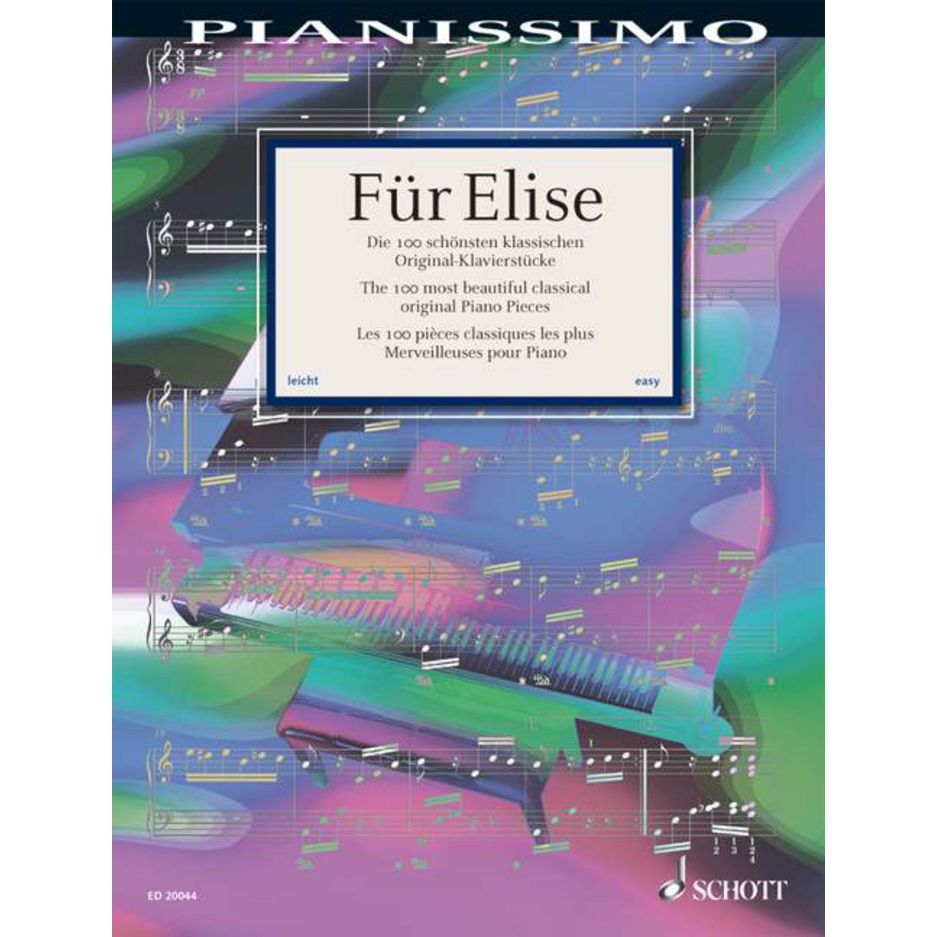 Schott Music - Für Elise ED 20044