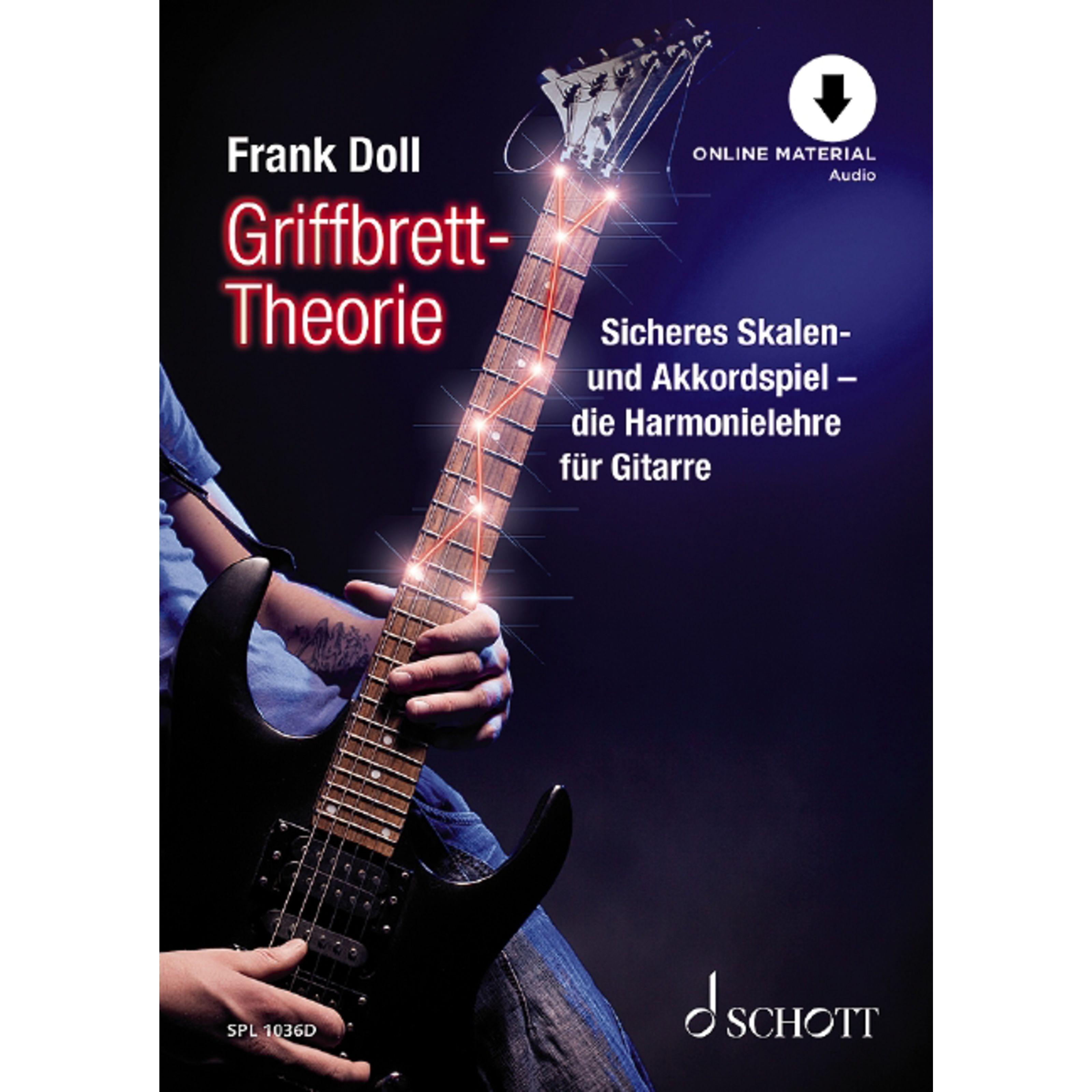 Schott Music - Griffbrett-Theorie SPL 1036-96