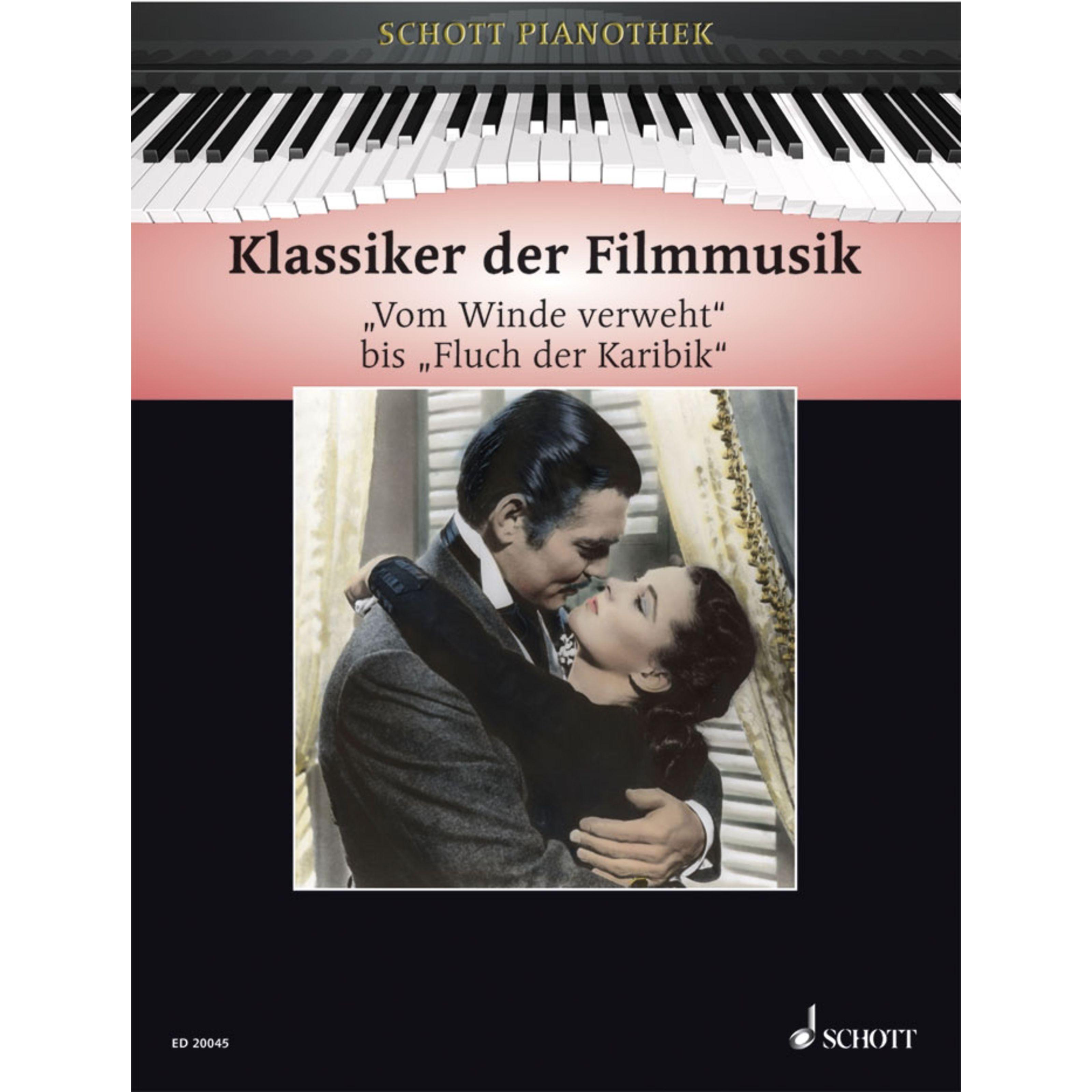 Schott Music - Klassiker der Filmmusik Heumann, Pianothek ED 20045