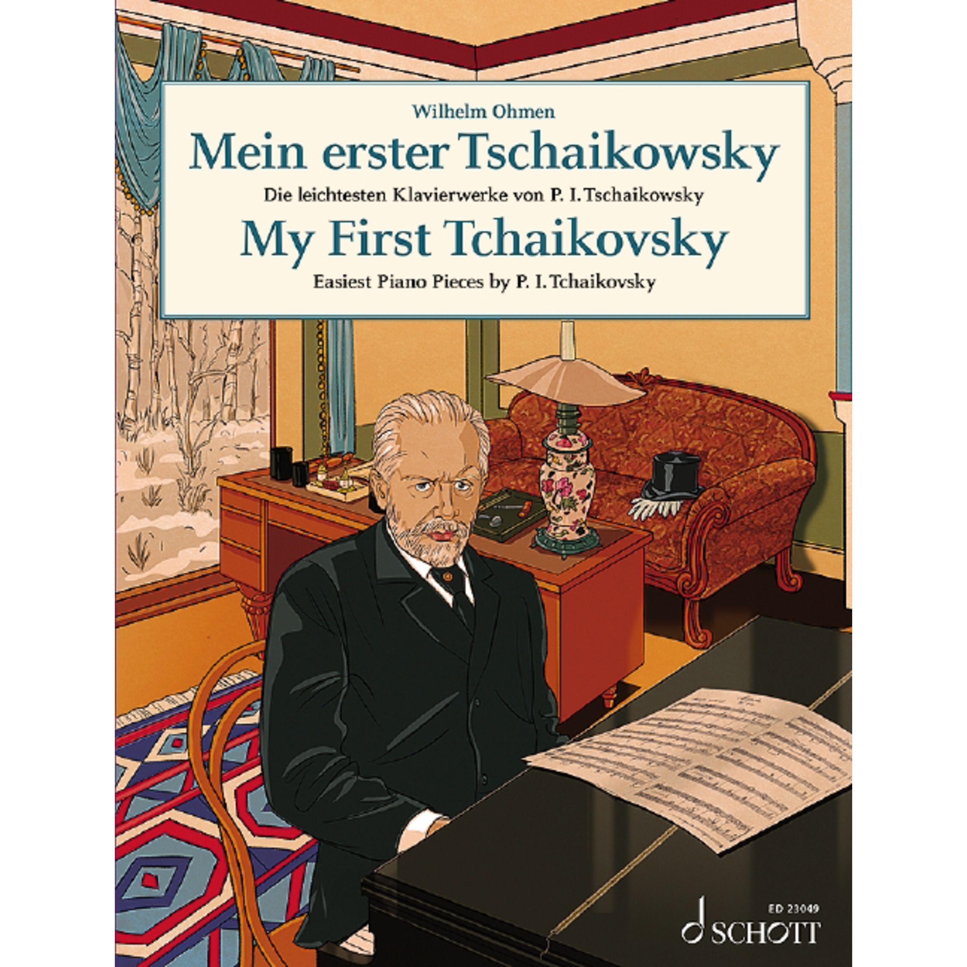 Schott Music - Mein erster Tschaikowsky ED 23049