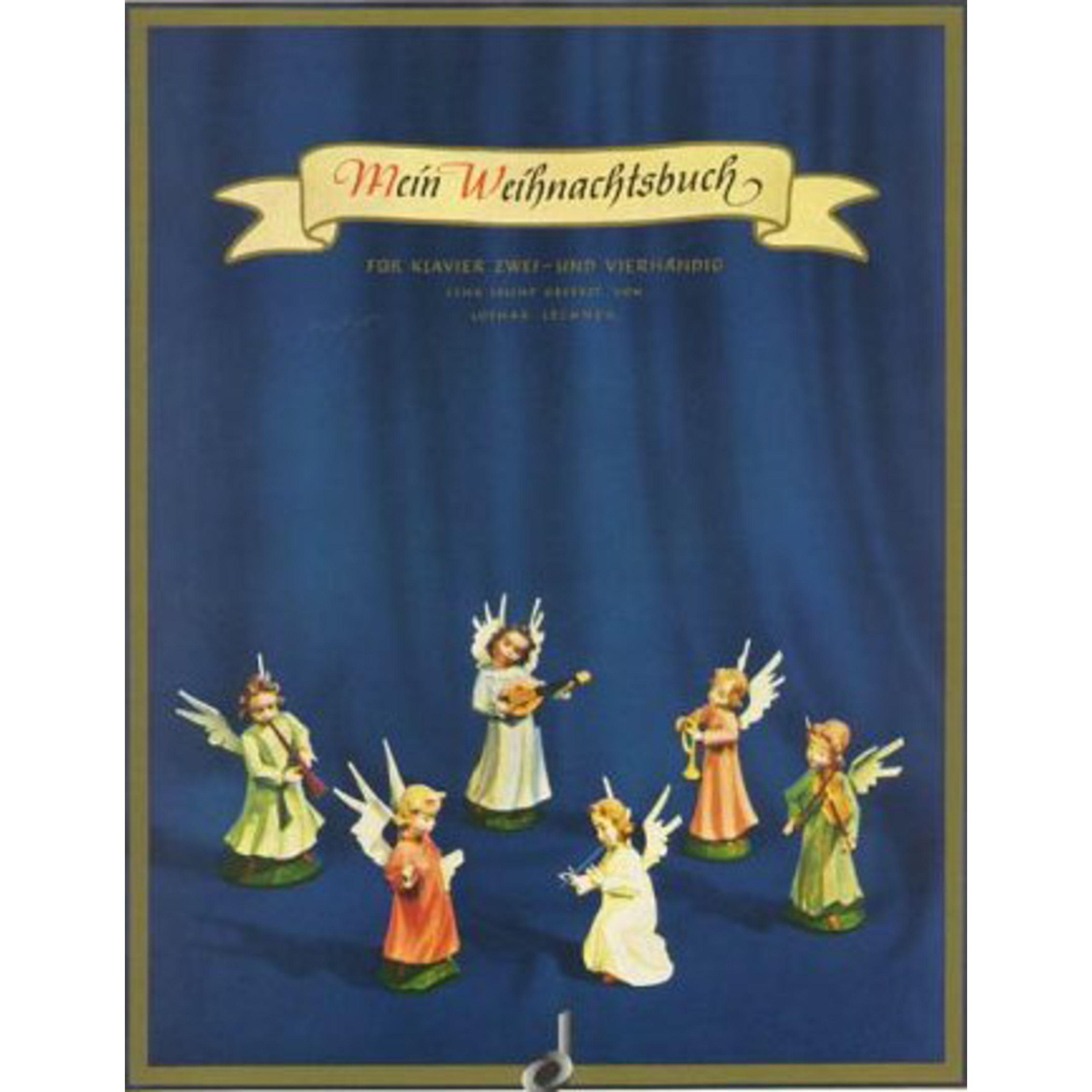 Schott Music - Mein Weihnachtsbuch ED 4200