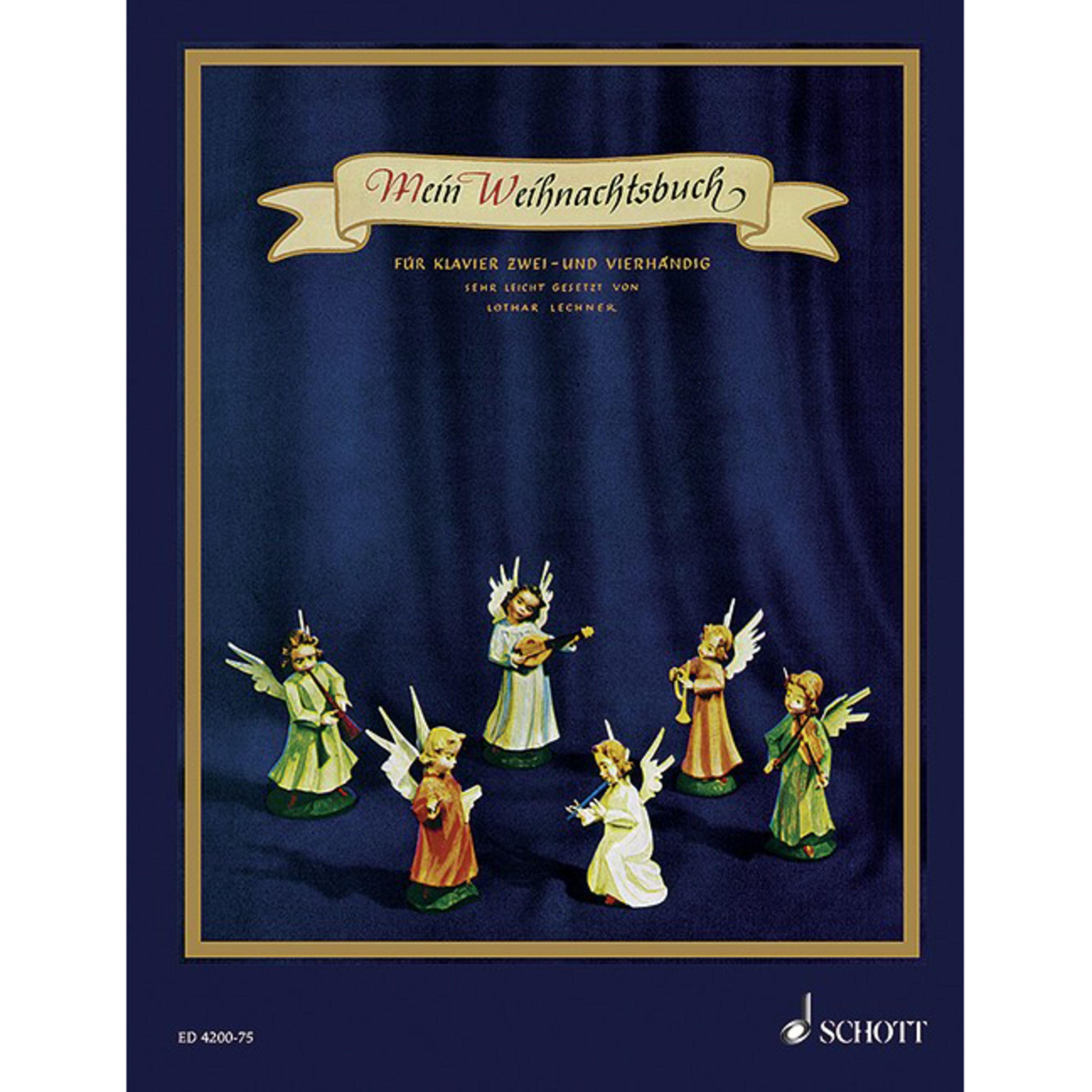 Schott Music - Mein Weihnachtsbuch ED 4200-75