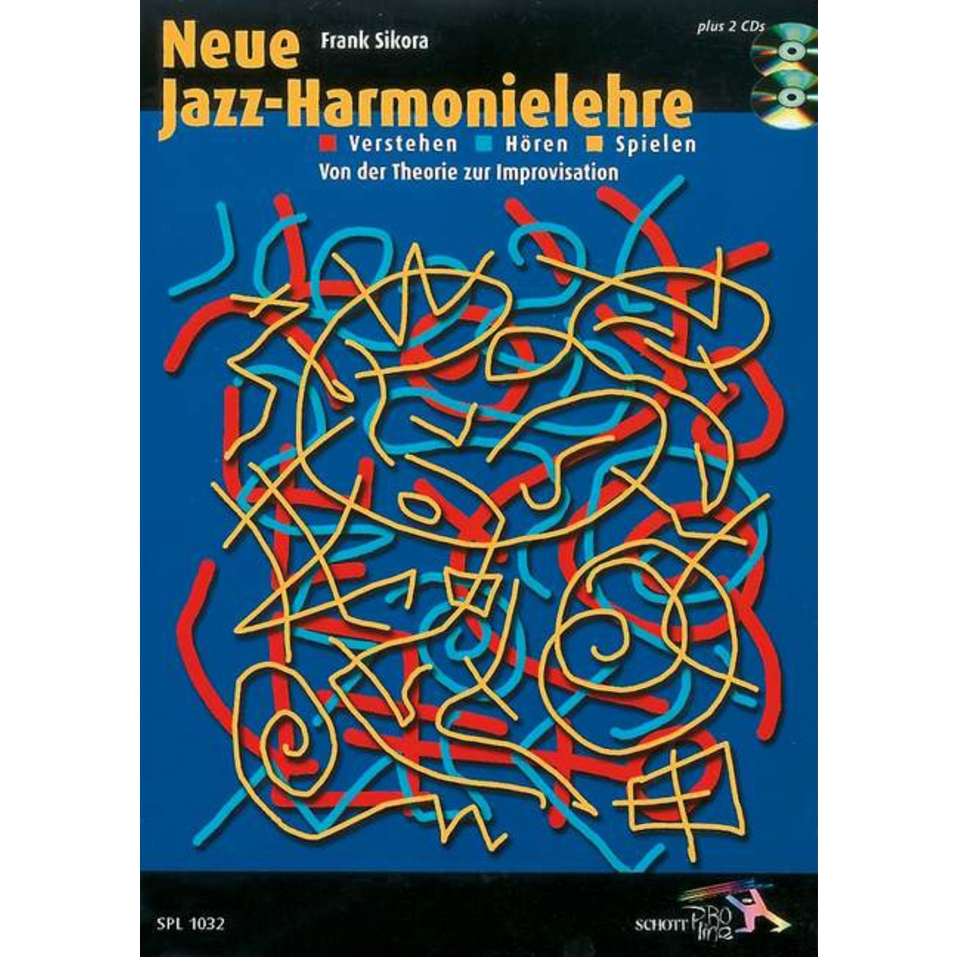 Schott Music - Neue Jazz-Harmonielehre SPL 1032