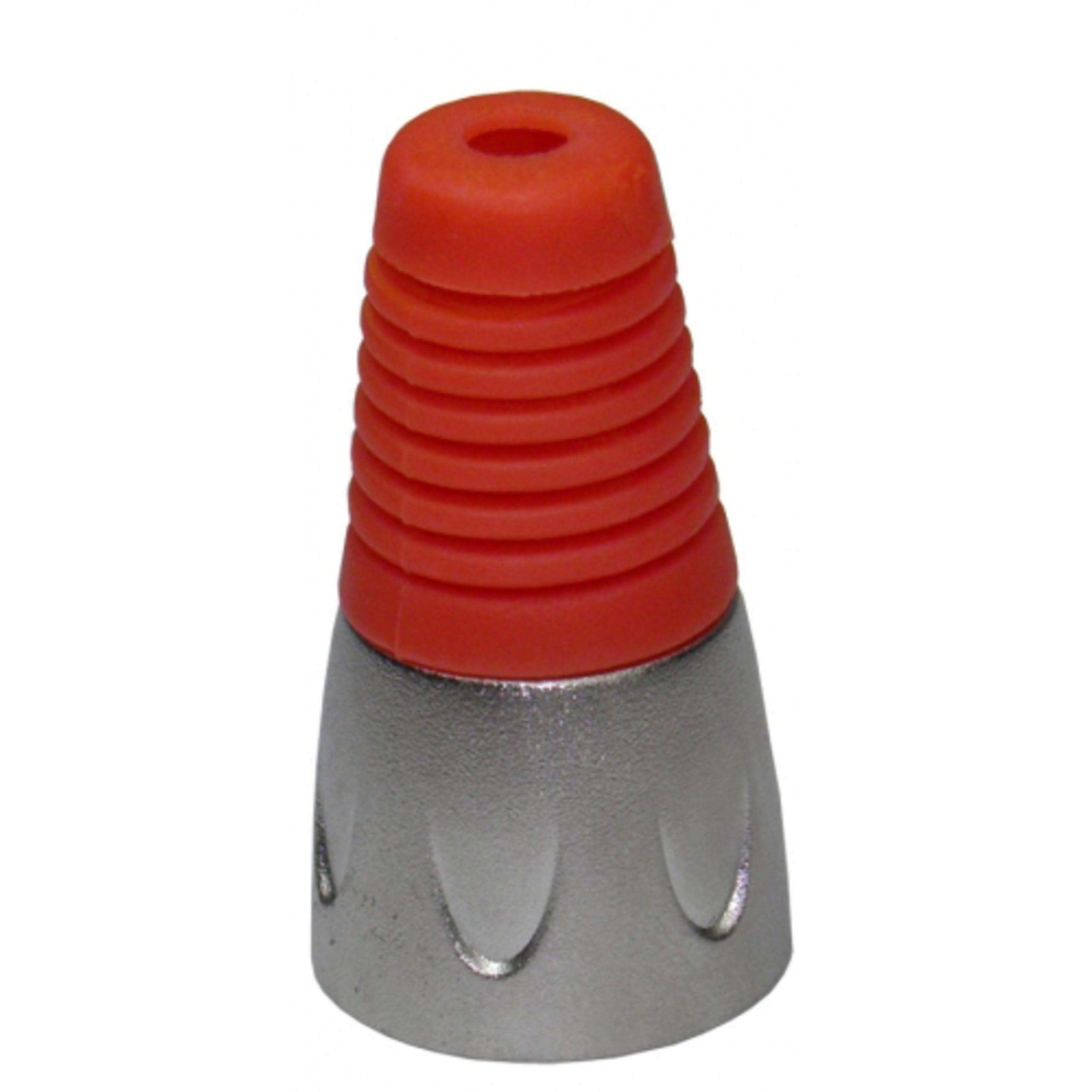 Schulzkabel - Farbkappe rot für Schulz XLR S 677