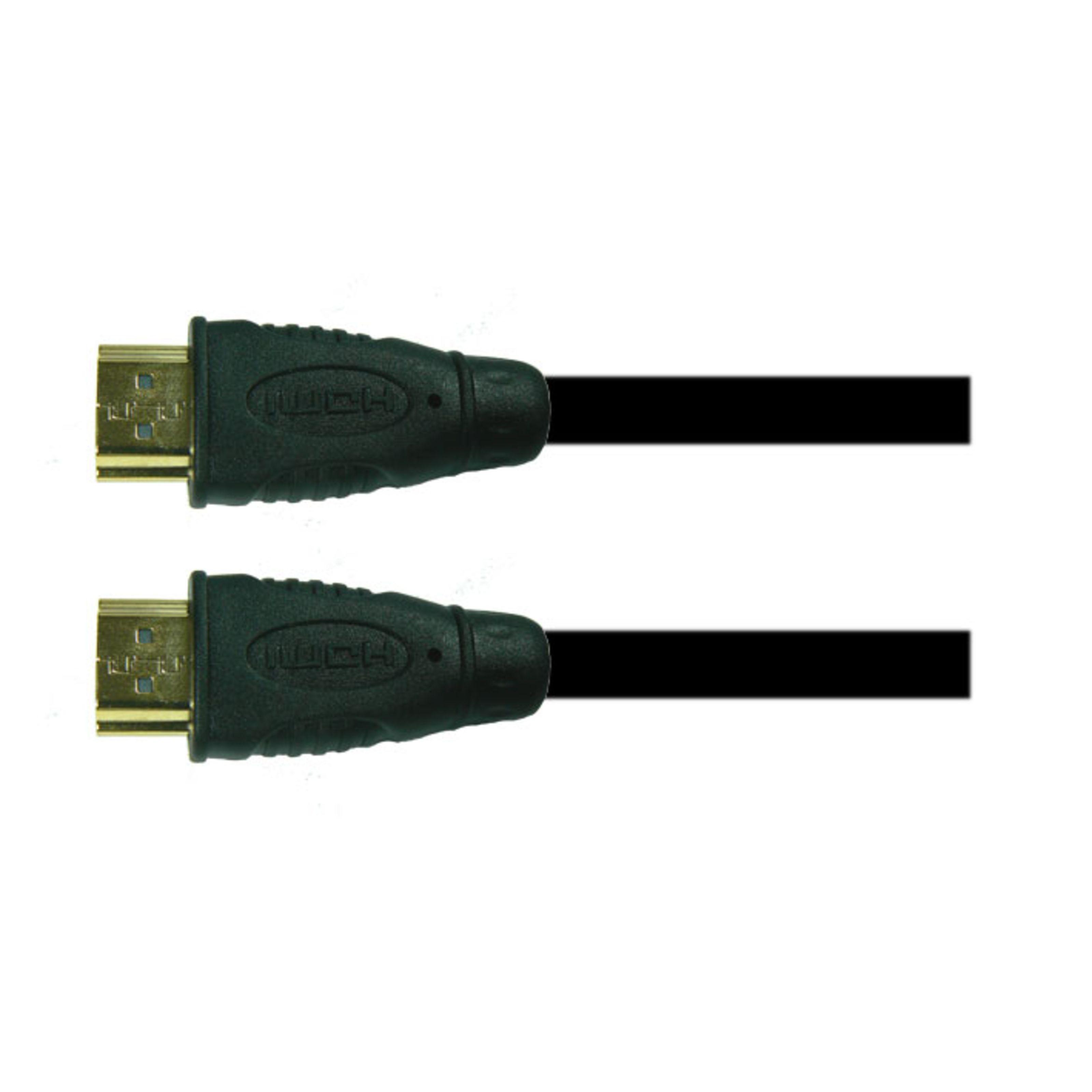 Schulzkabel - HDMI 3 Kabel 3 m