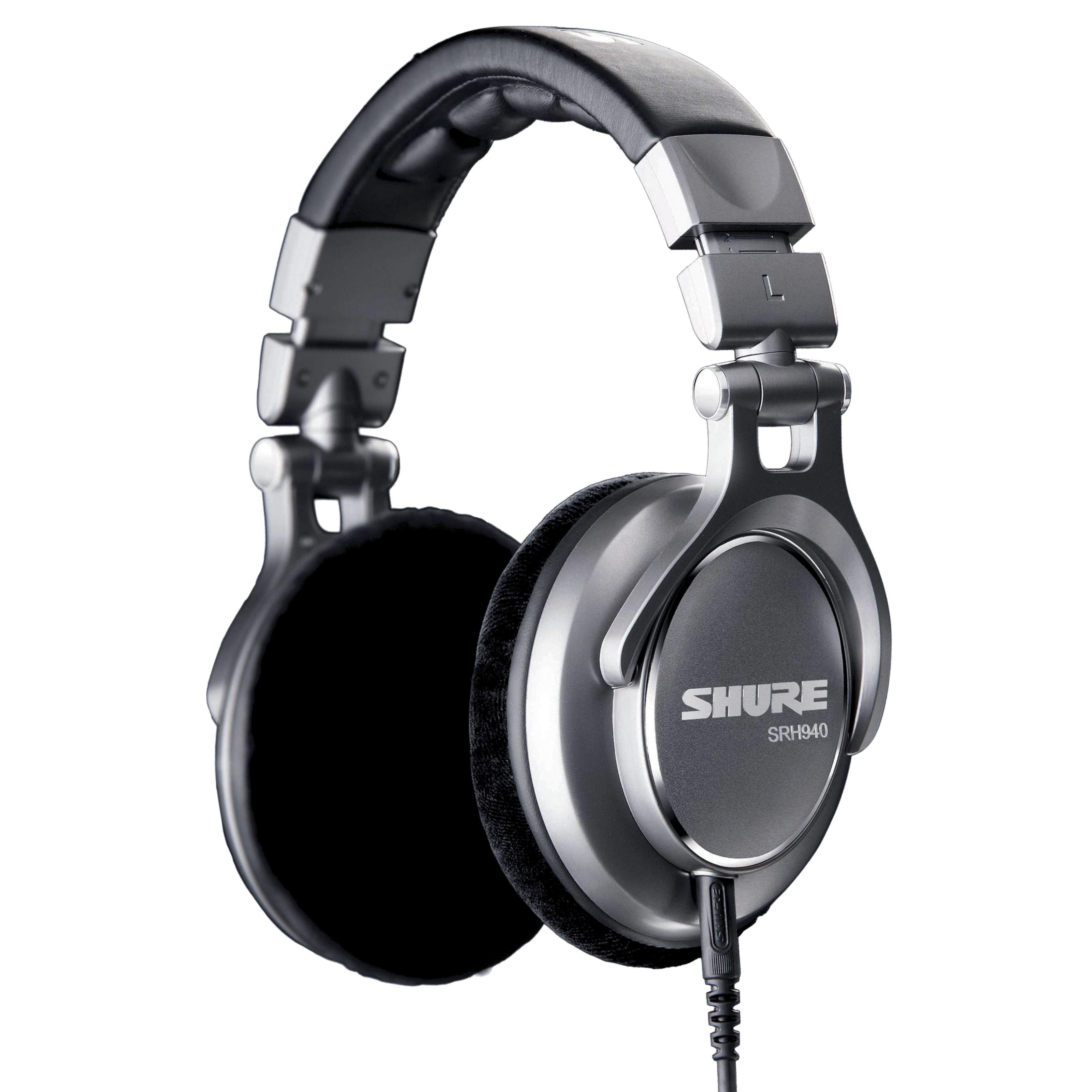 Shure - SRH 940 geschlossener Kopfhörer SRH940-SL