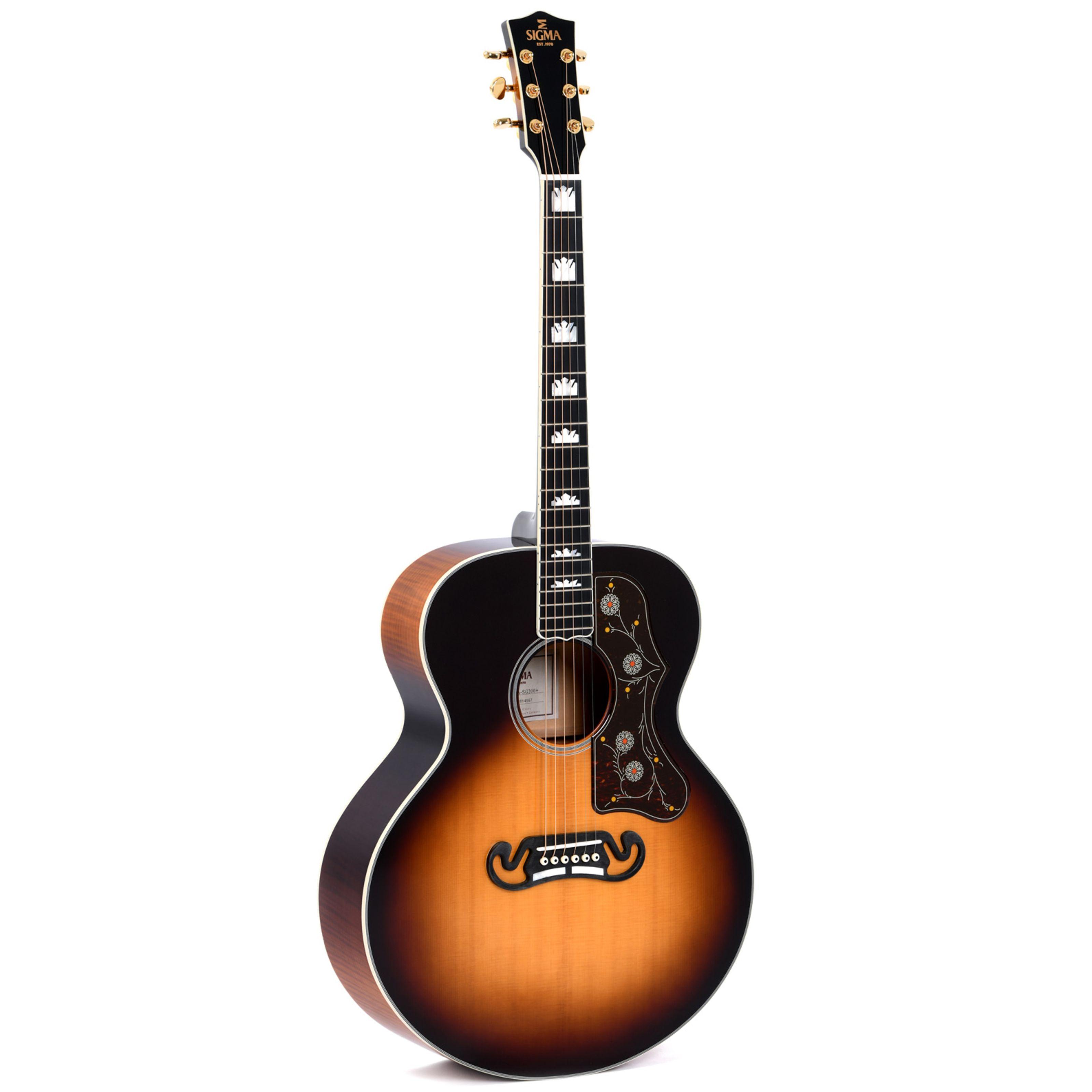 Sigma Guitars - GJA-SG200+ GJA-SG200+ SB