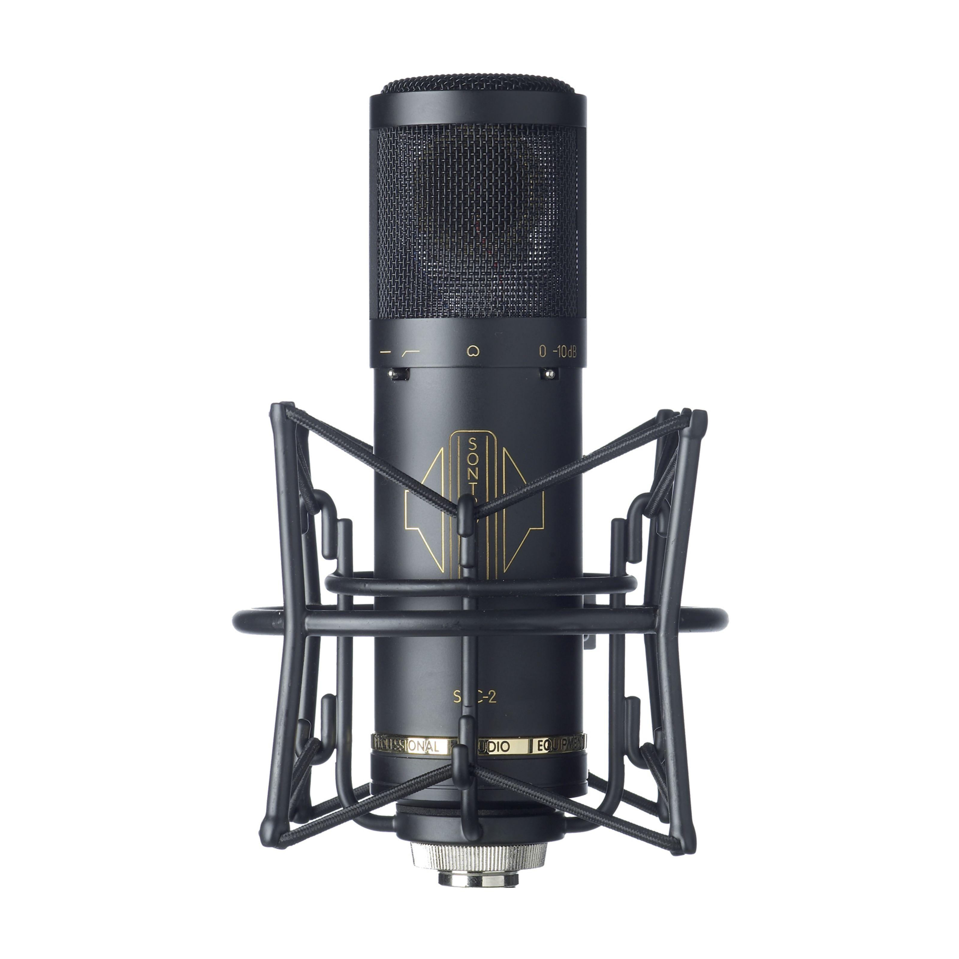 Sontronics - STC-2 Schwarz Großmembranmikro, Niere