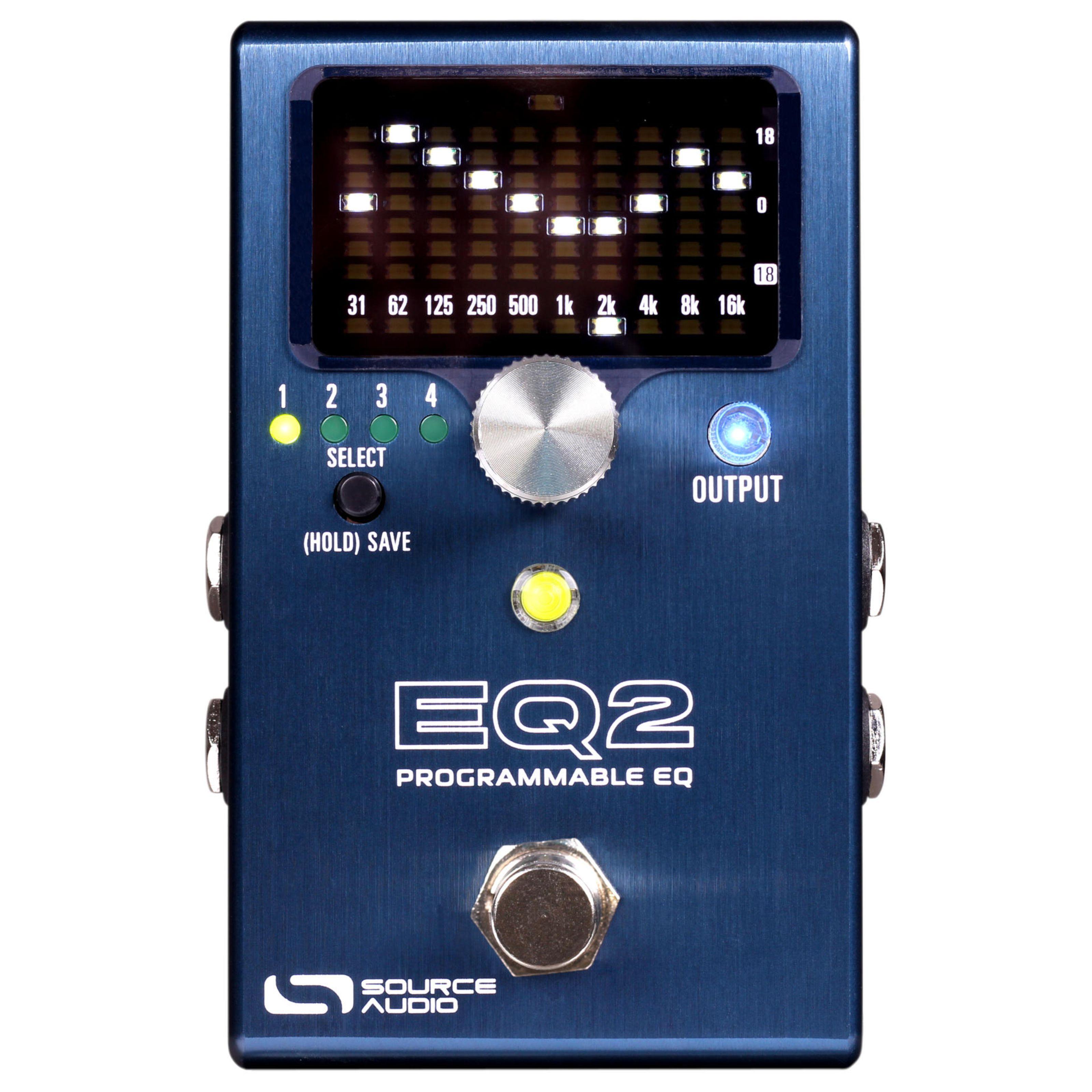 Source Audio - EQ2 SR SA 270 OS EQ2