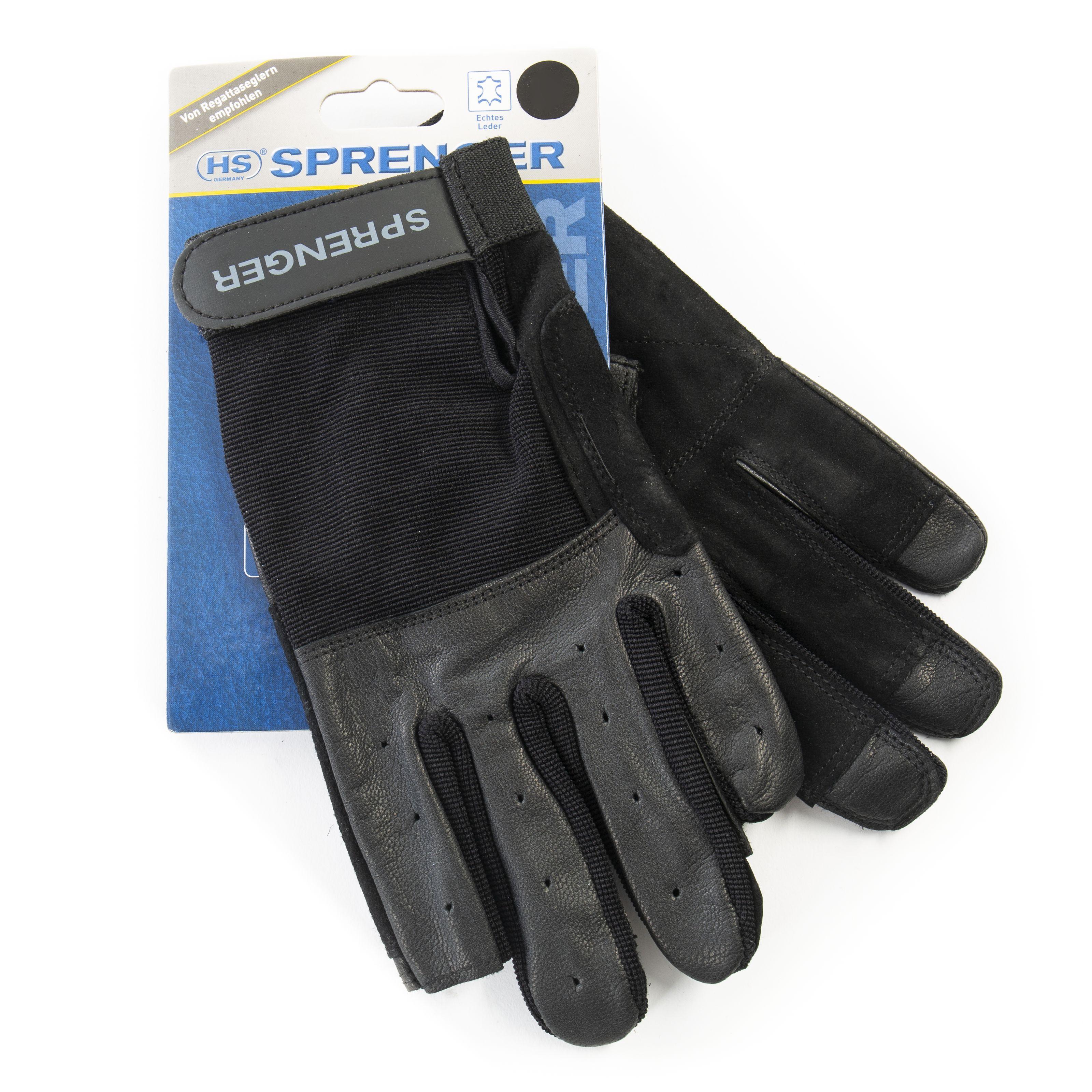 Sprenger - Rigging-Handschuhe XXL Black 531-0799-1012