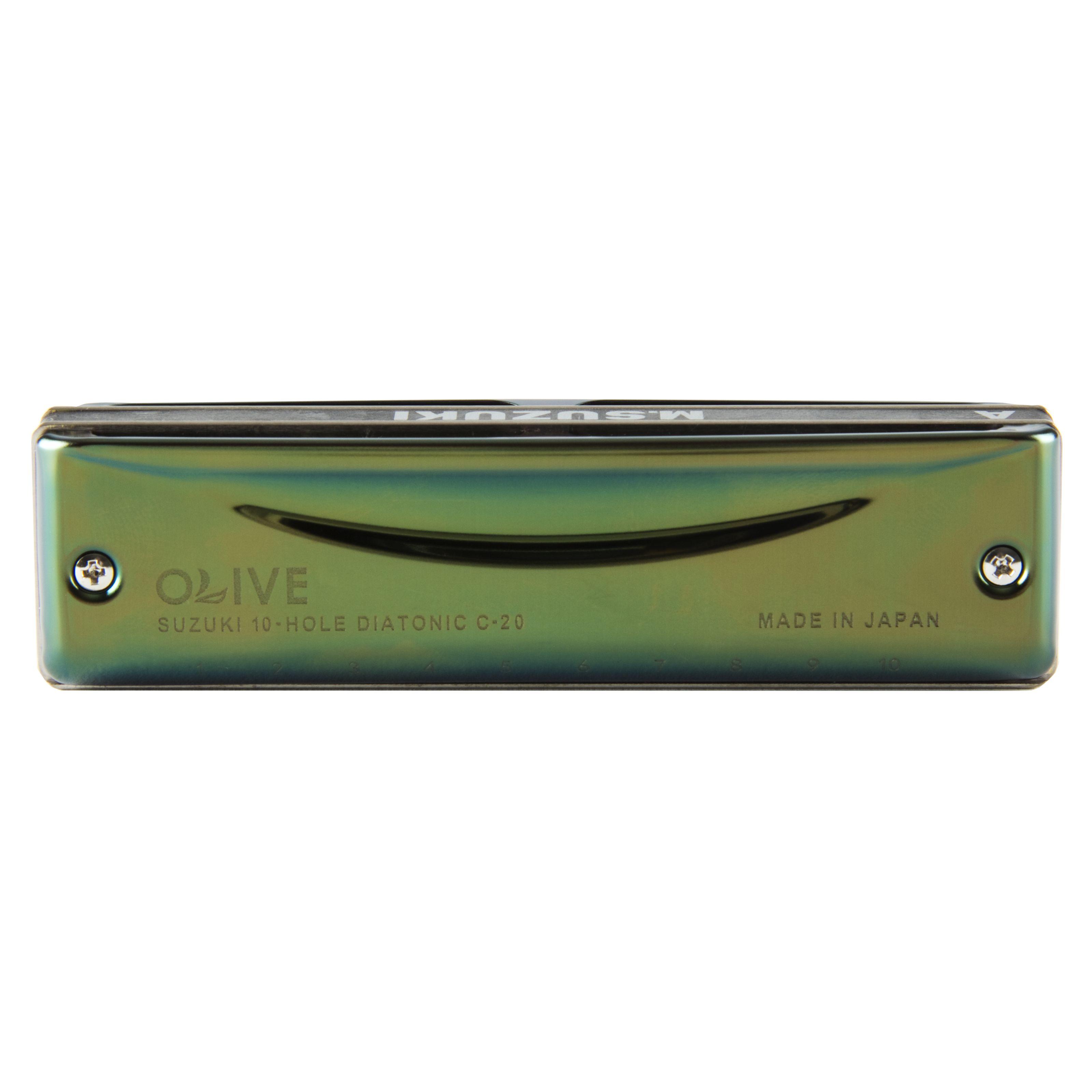 SUZUKI - Olive harp C C-20C
