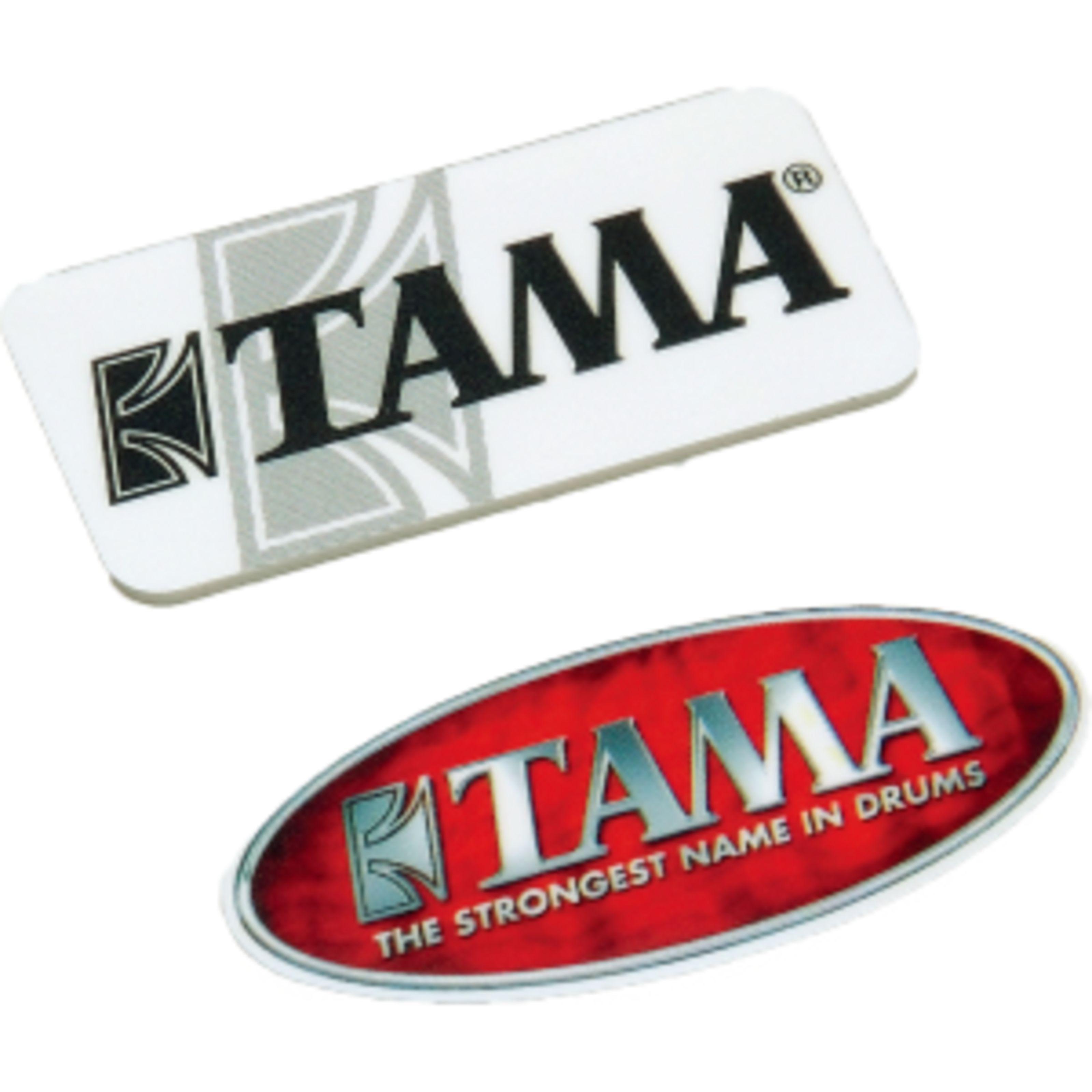 Tama - Dämpfungspads Sonic Mute, 2 Stück, TSM01
