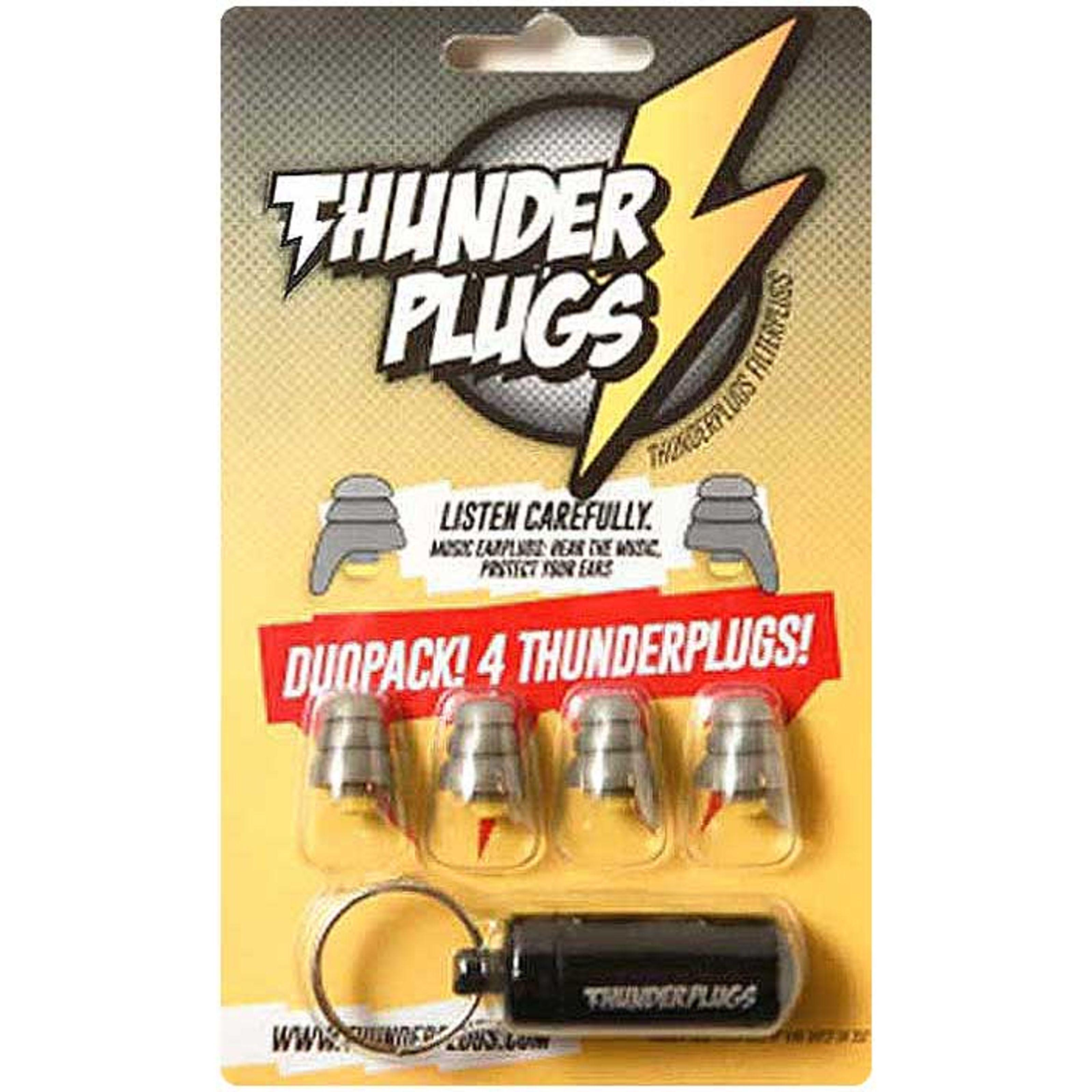 Thunderplugs - Gehörschutz 2 Paar 803521