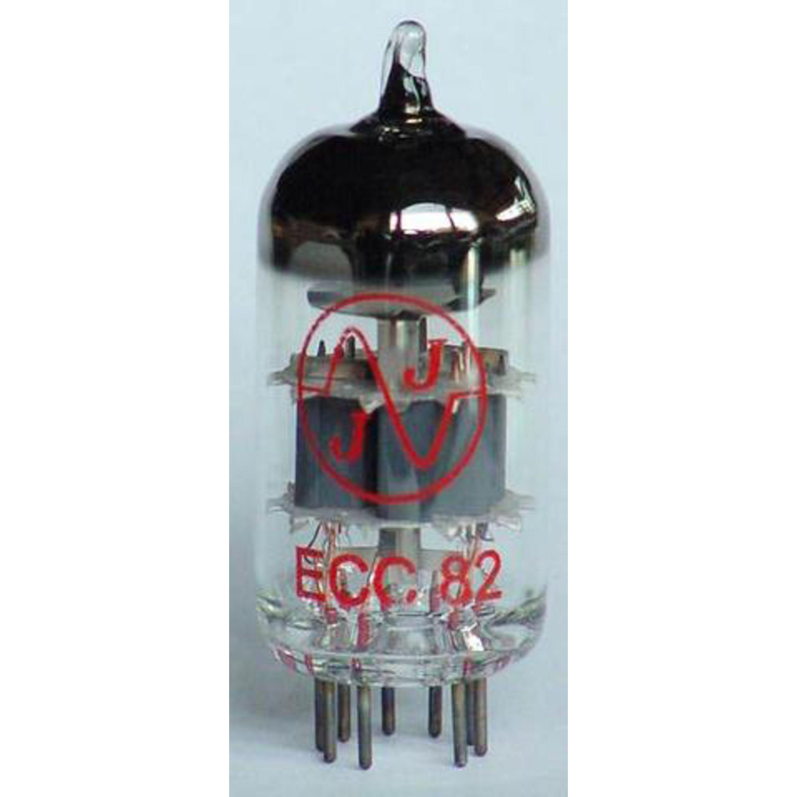 Tube Amp Doctor - 12AU7 JJ GOLD Tesla/JJ NN055G